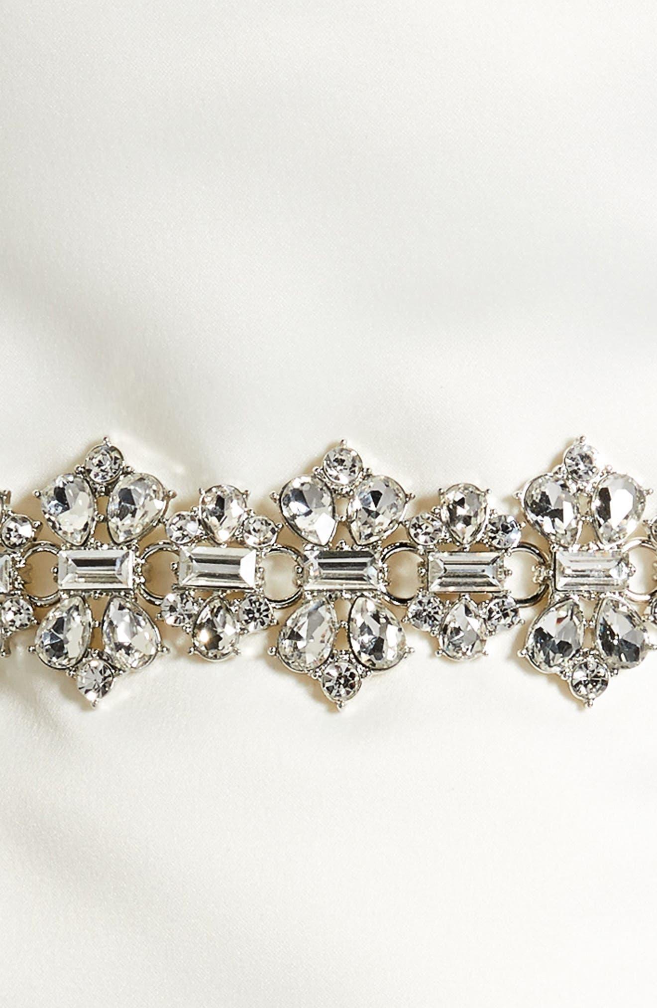 crystal belt,                             Alternate thumbnail 3, color,                             900