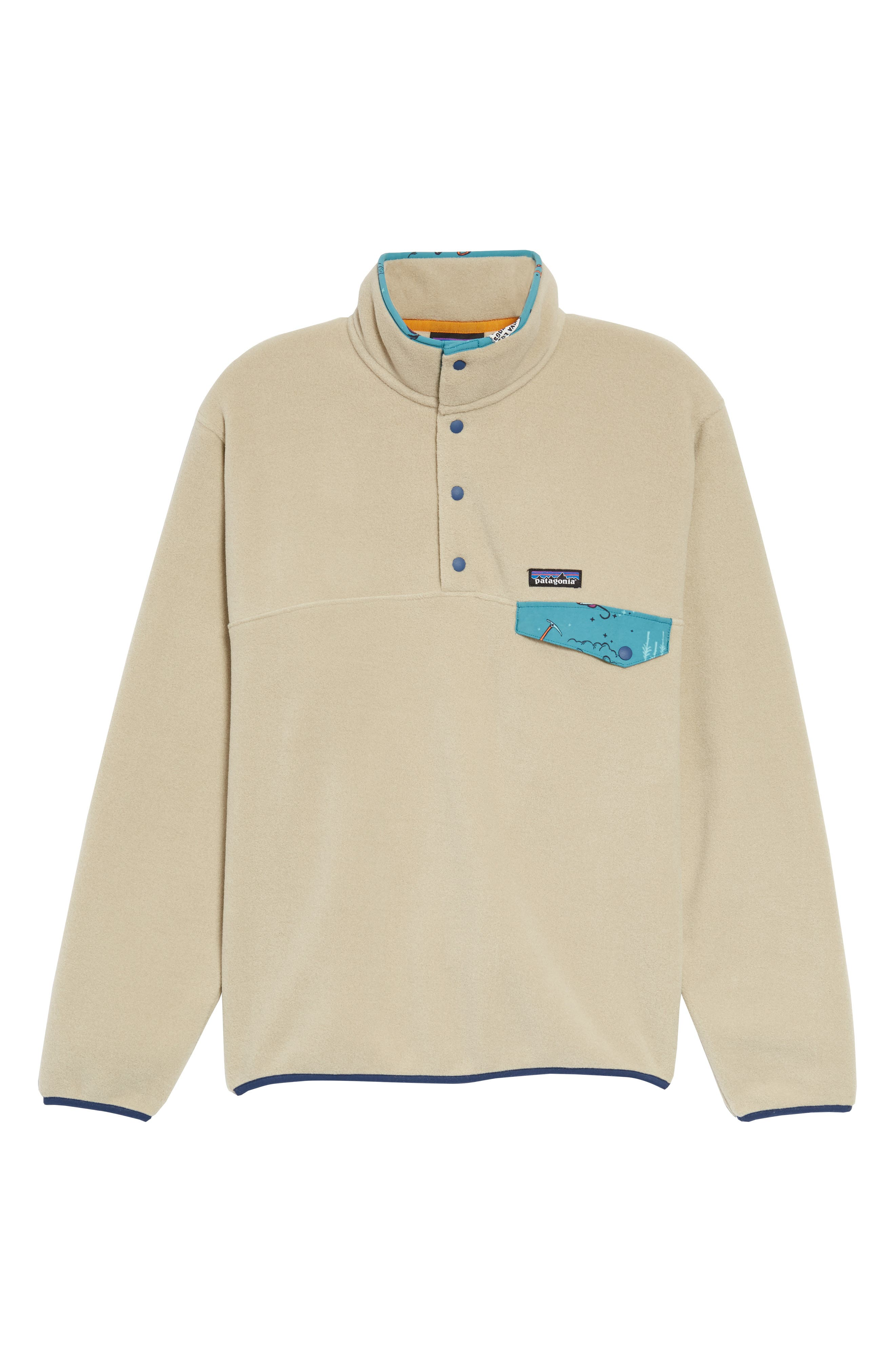 Synchilla<sup>®</sup> Snap-T<sup>®</sup> Fleece Pullover,                             Alternate thumbnail 6, color,                             255