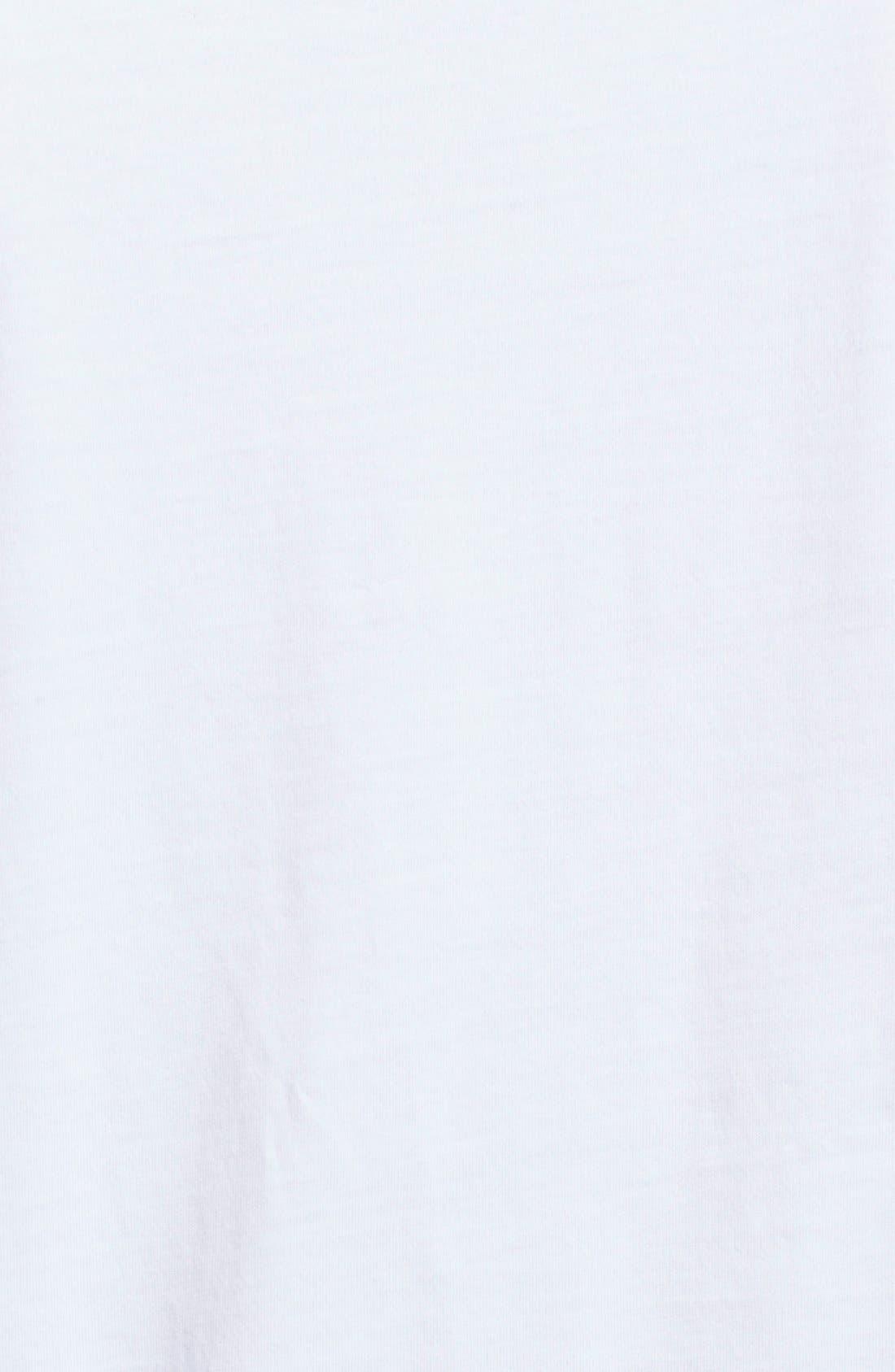 New Bali Sky Pima Cotton Pocket T-Shirt,                             Alternate thumbnail 87, color,