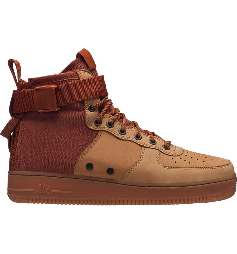 Nike SF Air Force 1 Mid Premium Sneaker Boot (Men)  1a1cbee69