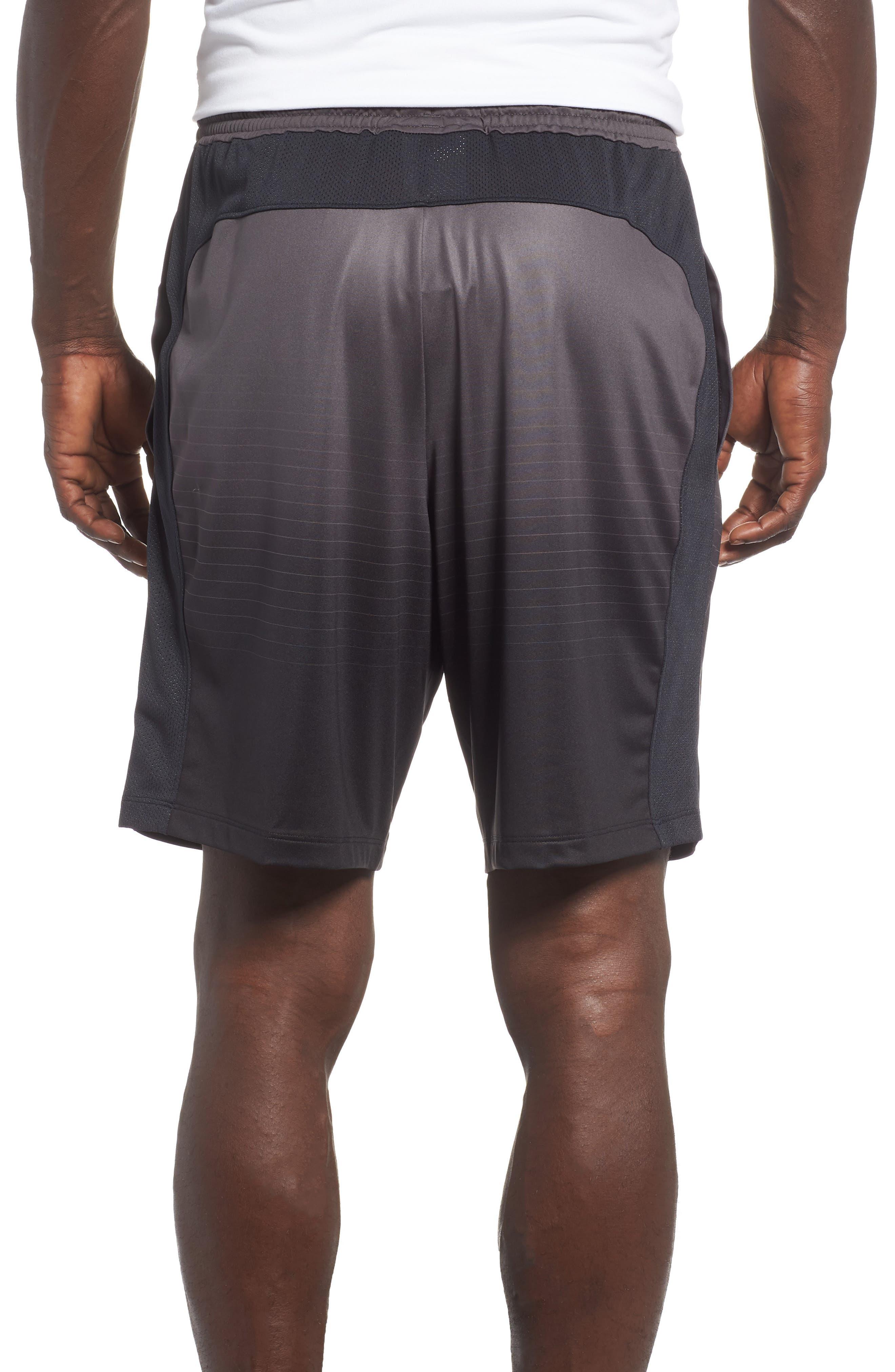 MK-1 Fade Shorts,                             Alternate thumbnail 2, color,                             CHARCOAL