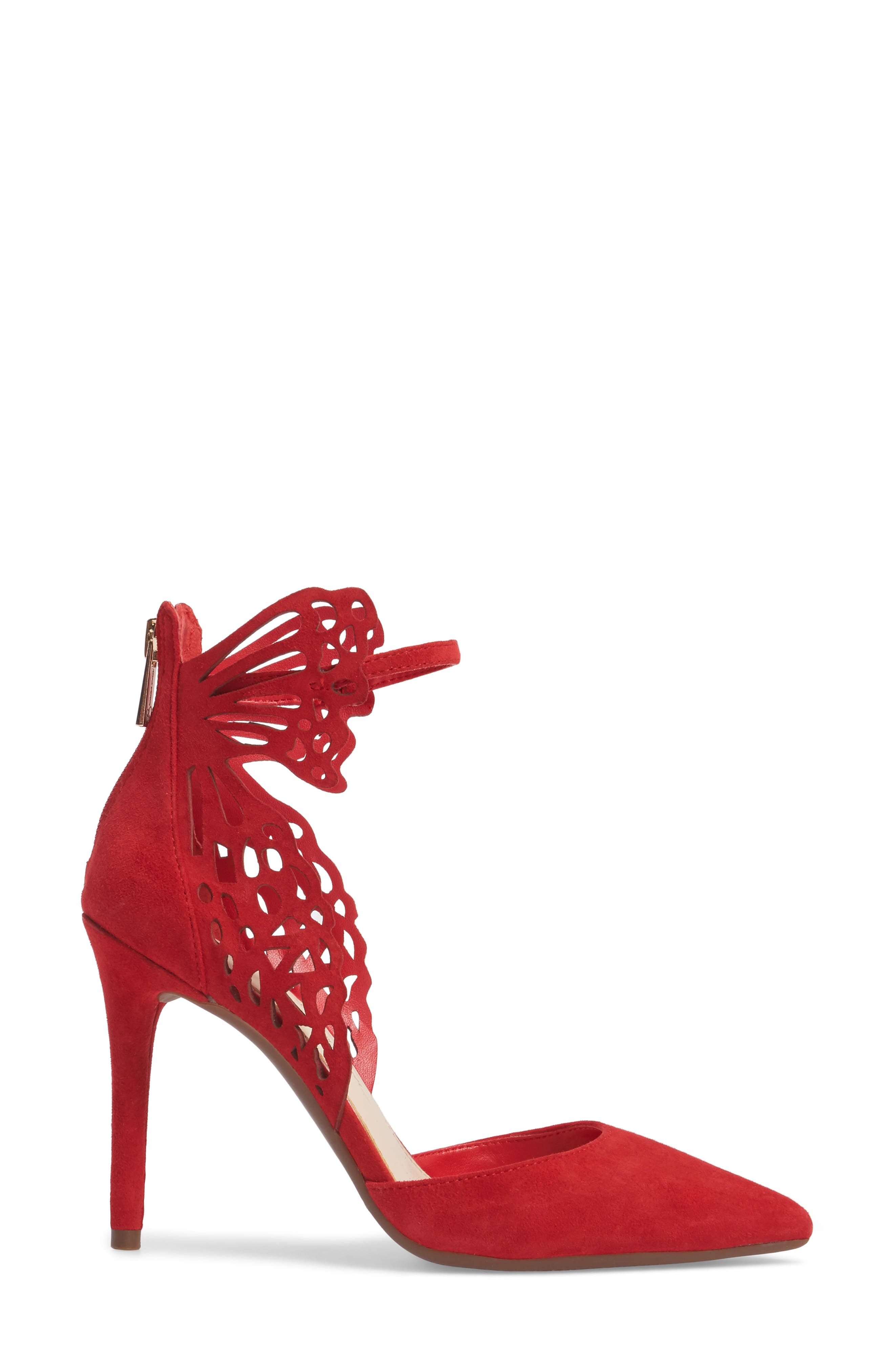 Leasia Butterfly Pump,                             Alternate thumbnail 9, color,