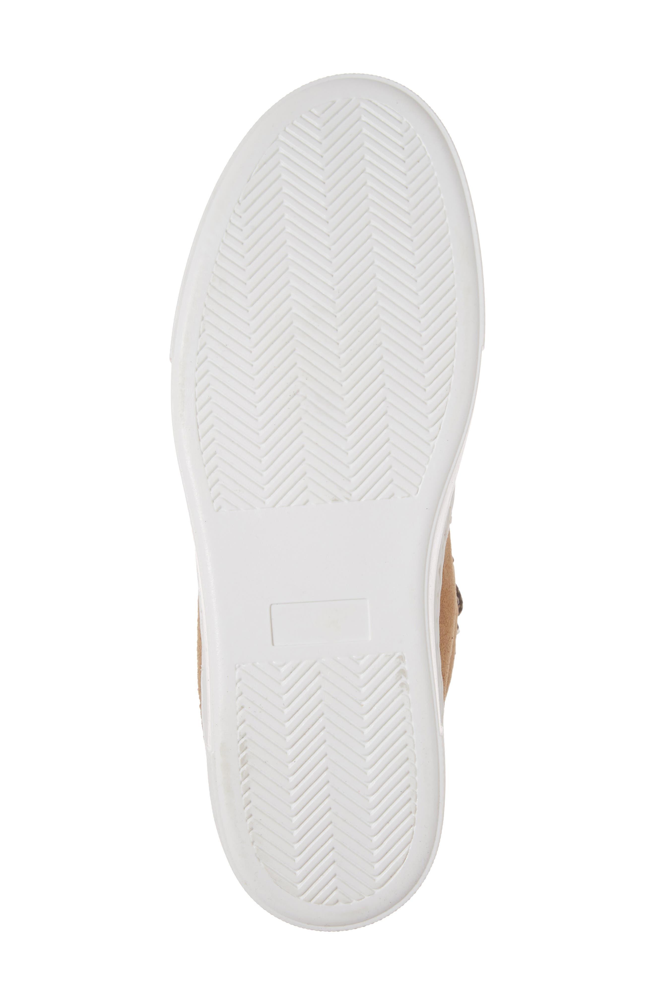 Cimone High Top Sneaker,                             Alternate thumbnail 6, color,                             263