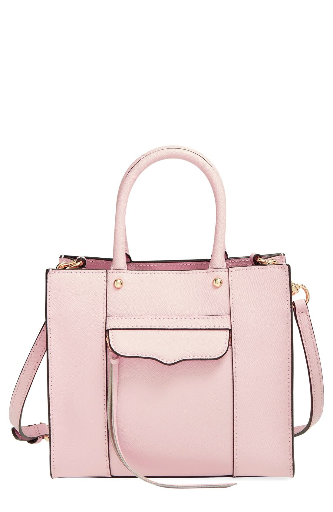 'Mini MAB Tote' Crossbody Bag,                             Main thumbnail 39, color,