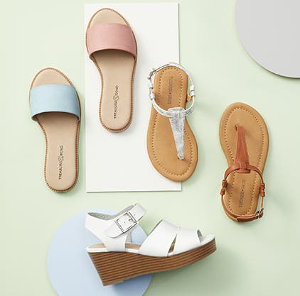 Get all their essentials for all this sunshine.
