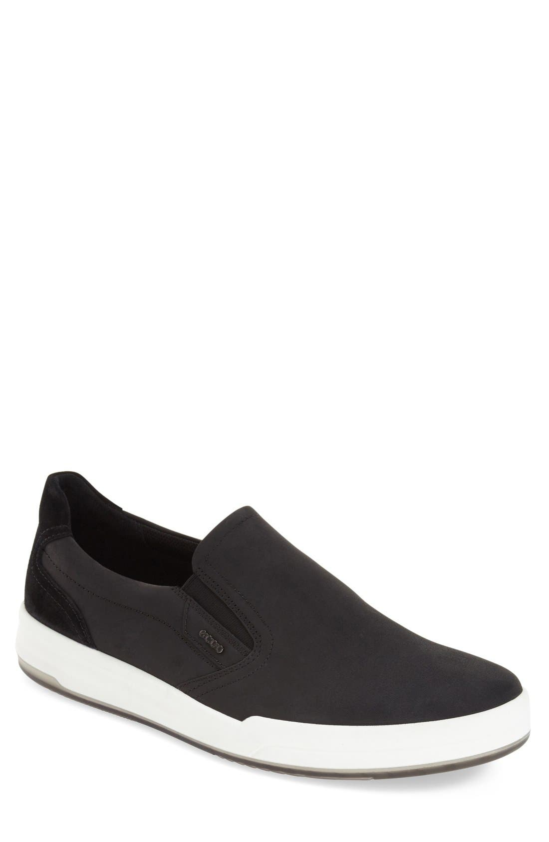 'Jack' Slip-On,                         Main,                         color, 001