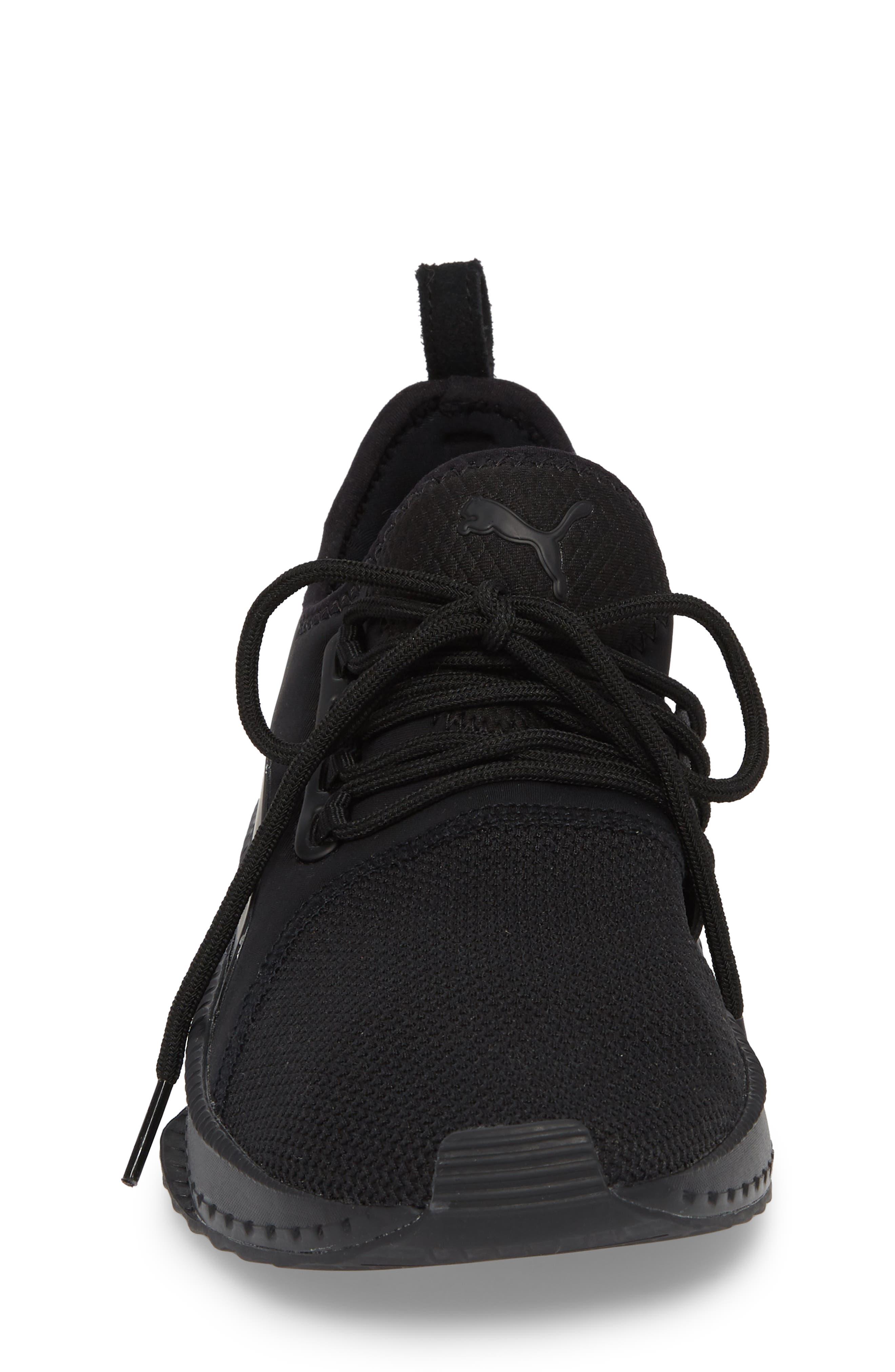 Tsugi Apex Sneaker,                             Alternate thumbnail 4, color,                             001