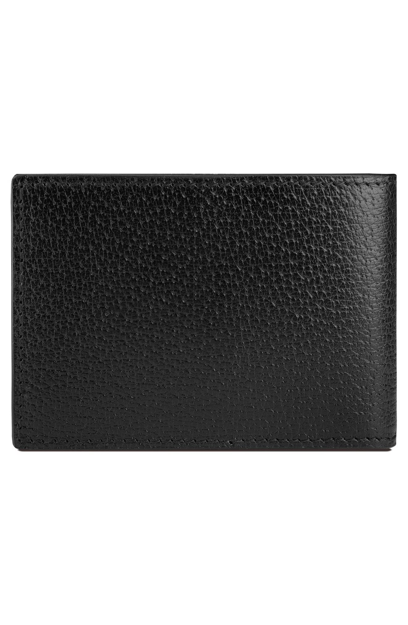 Marmont Leather Wallet,                             Alternate thumbnail 7, color,