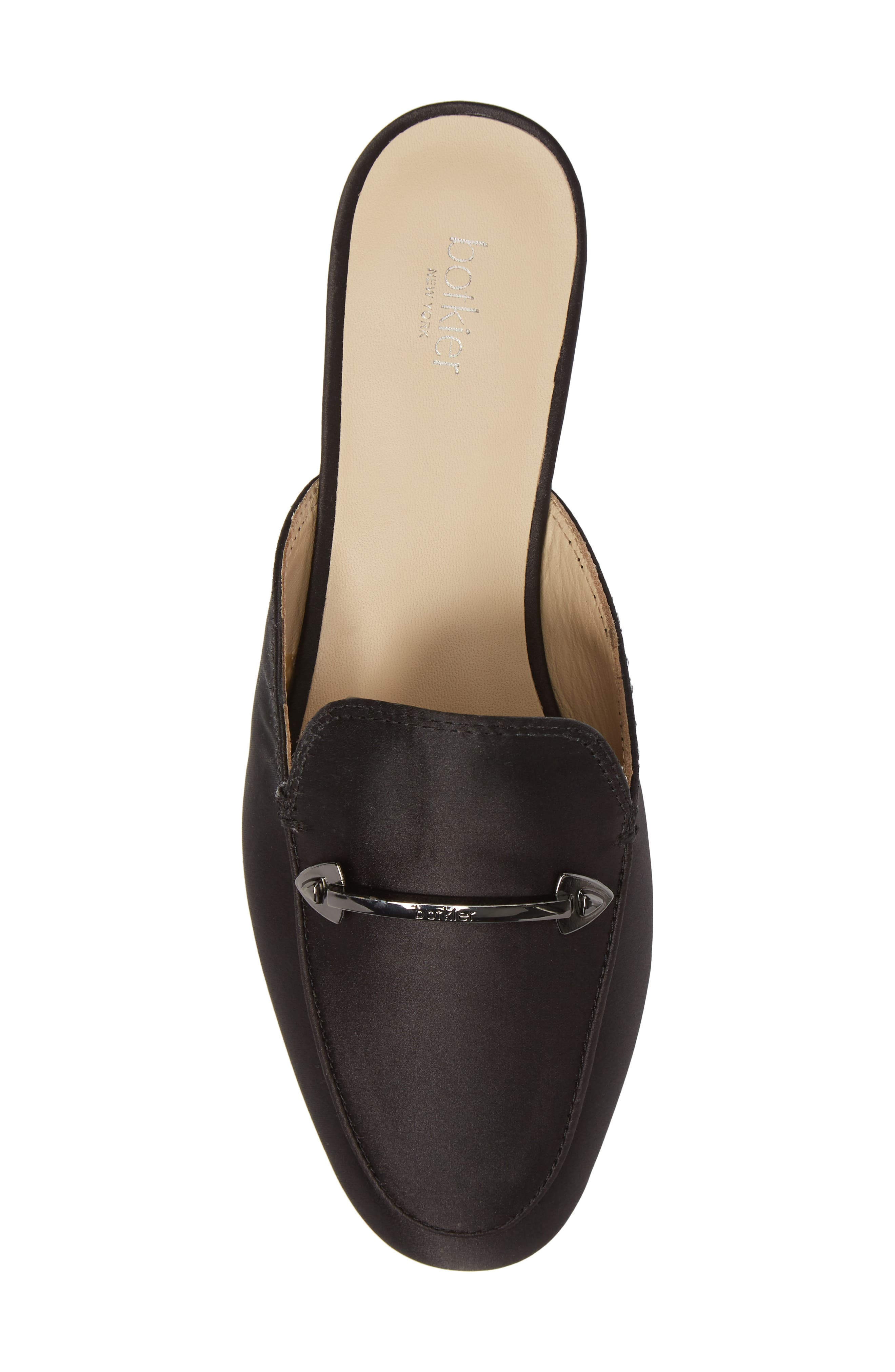 Clare Loafer Mule,                             Alternate thumbnail 5, color,                             003