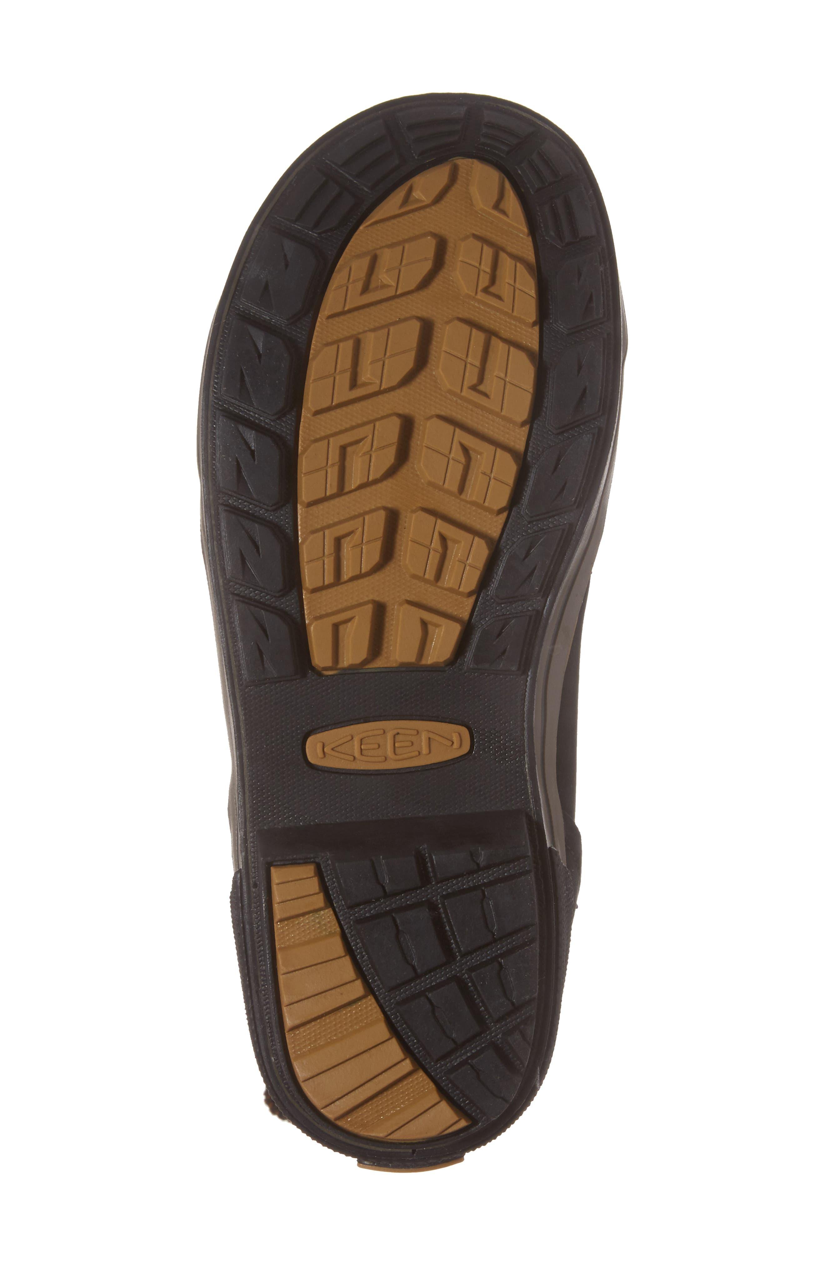 Elsa Premium Tall Waterproof Boot,                             Alternate thumbnail 6, color,                             001