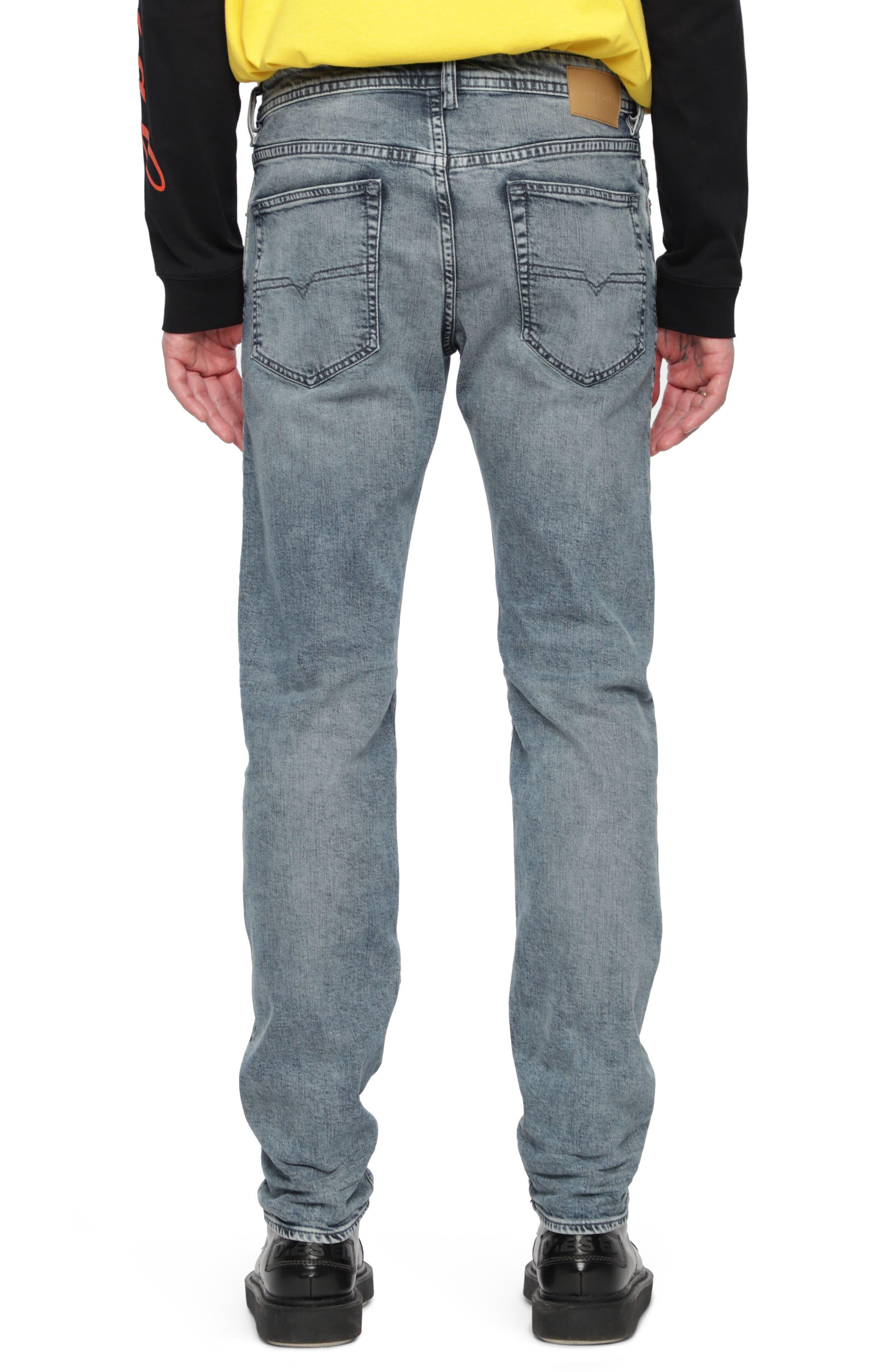 Buster Slim Fit Straight Leg Jeans,                             Alternate thumbnail 2, color,                             400
