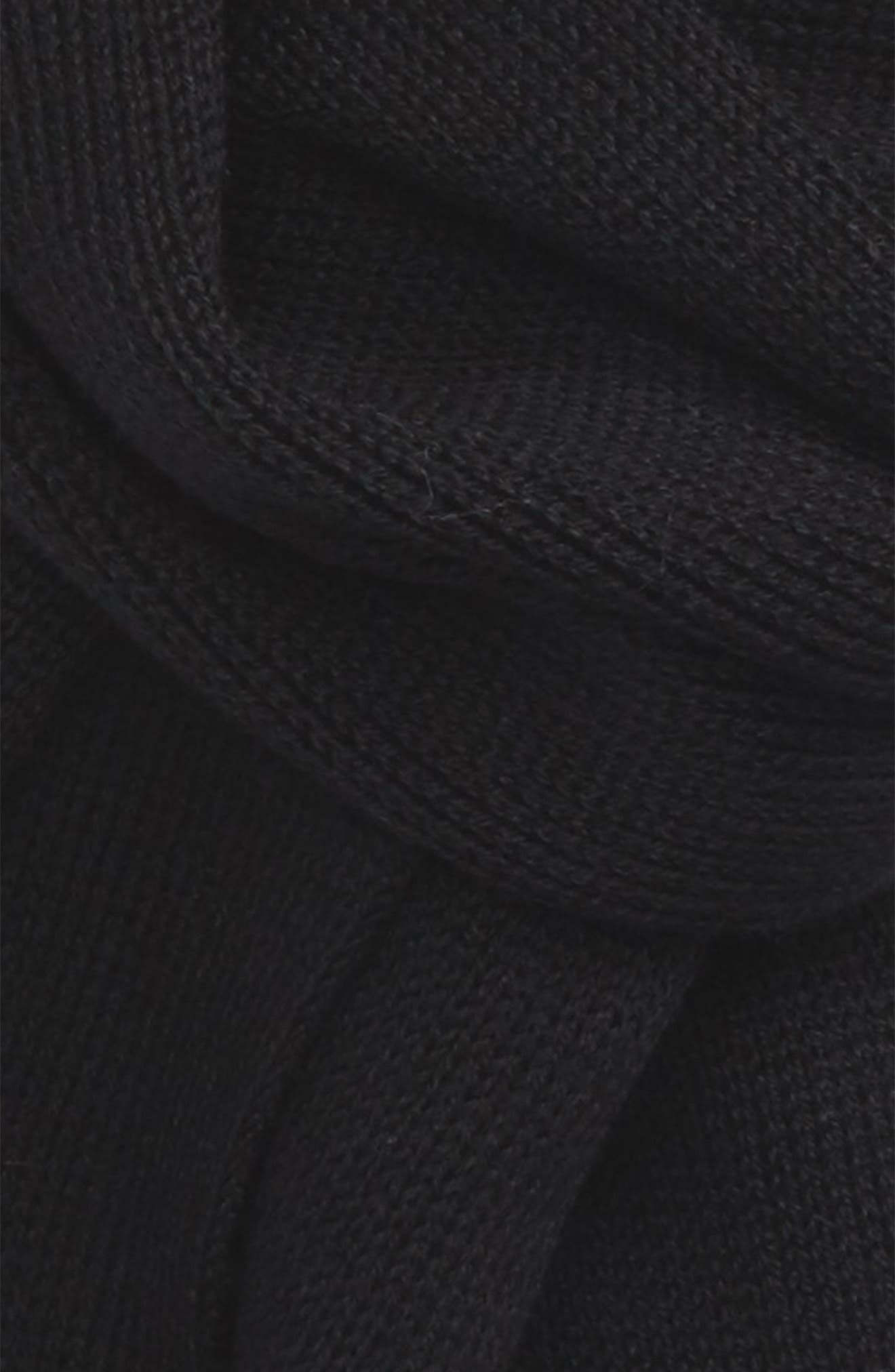 C-Albas Wool Scarf,                             Alternate thumbnail 3, color,                             001