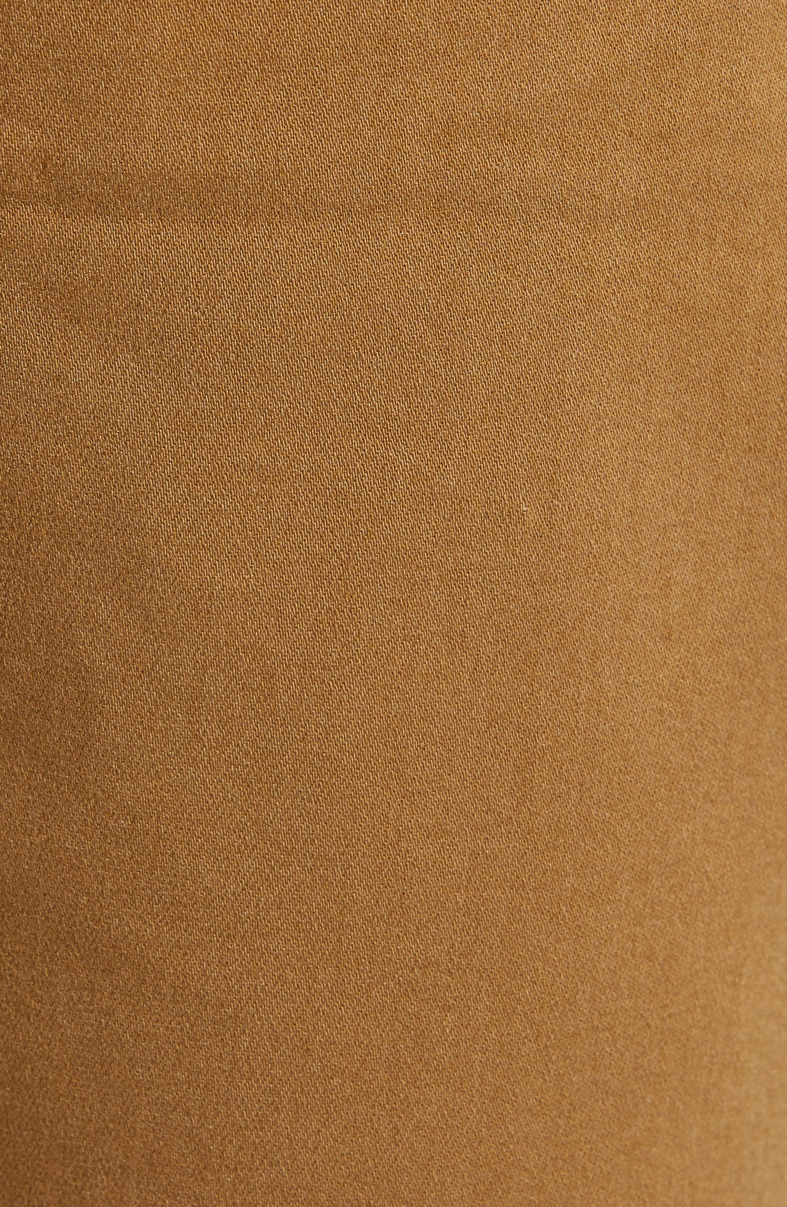 Transcend - Lennox Slim Fit Jeans,                             Alternate thumbnail 5, color,                             LAUREL TAN
