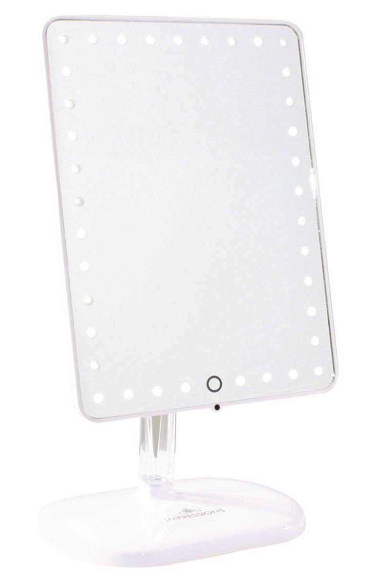 Impressions Vanity Co Bling Touch Pro Led Makeup Mirror With