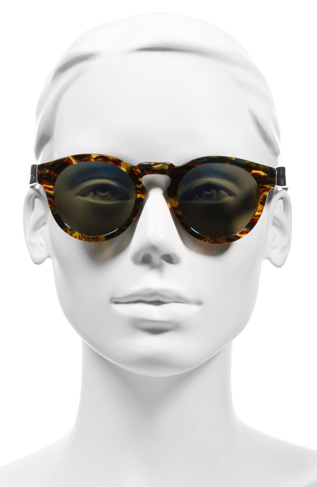 'Leonard' 47mm Sunglasses,                             Alternate thumbnail 119, color,