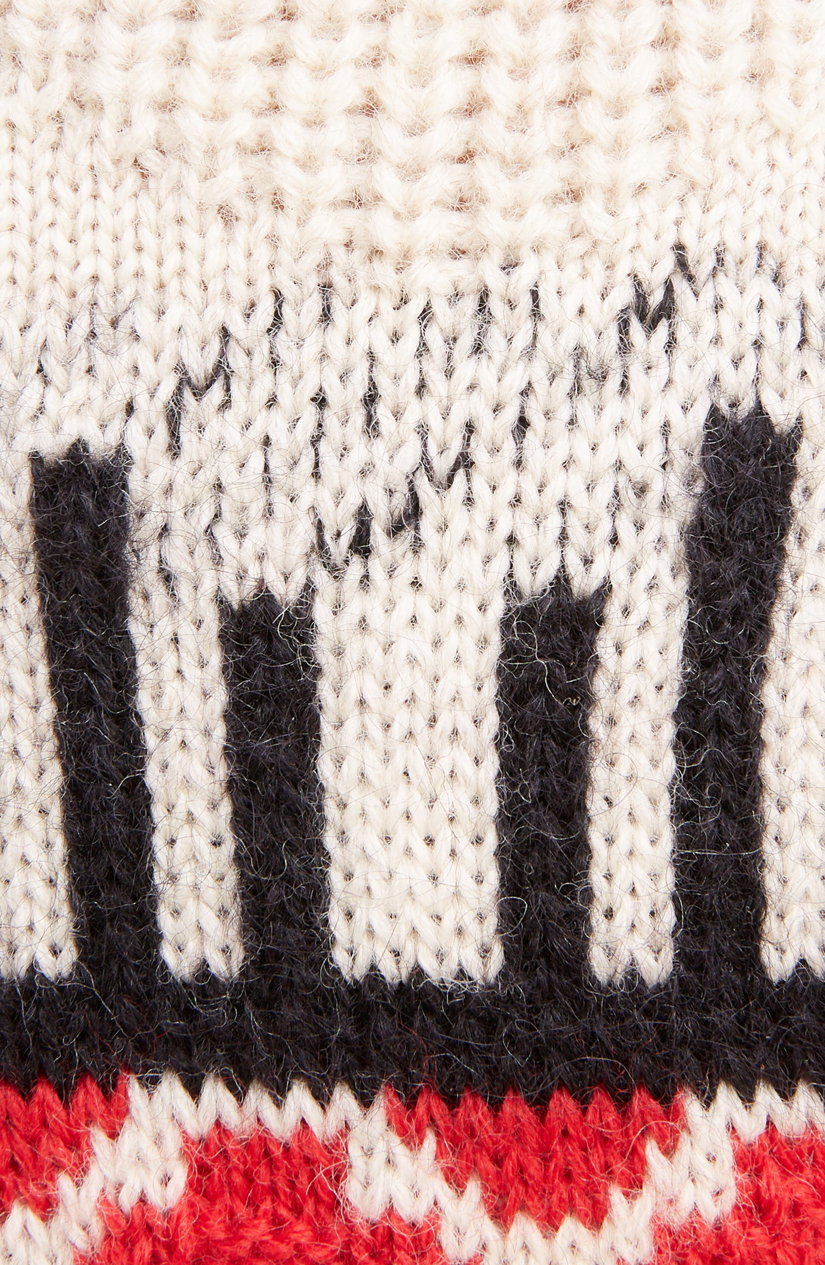 Curtis Wool Blend Sweater,                             Alternate thumbnail 5, color,                             250