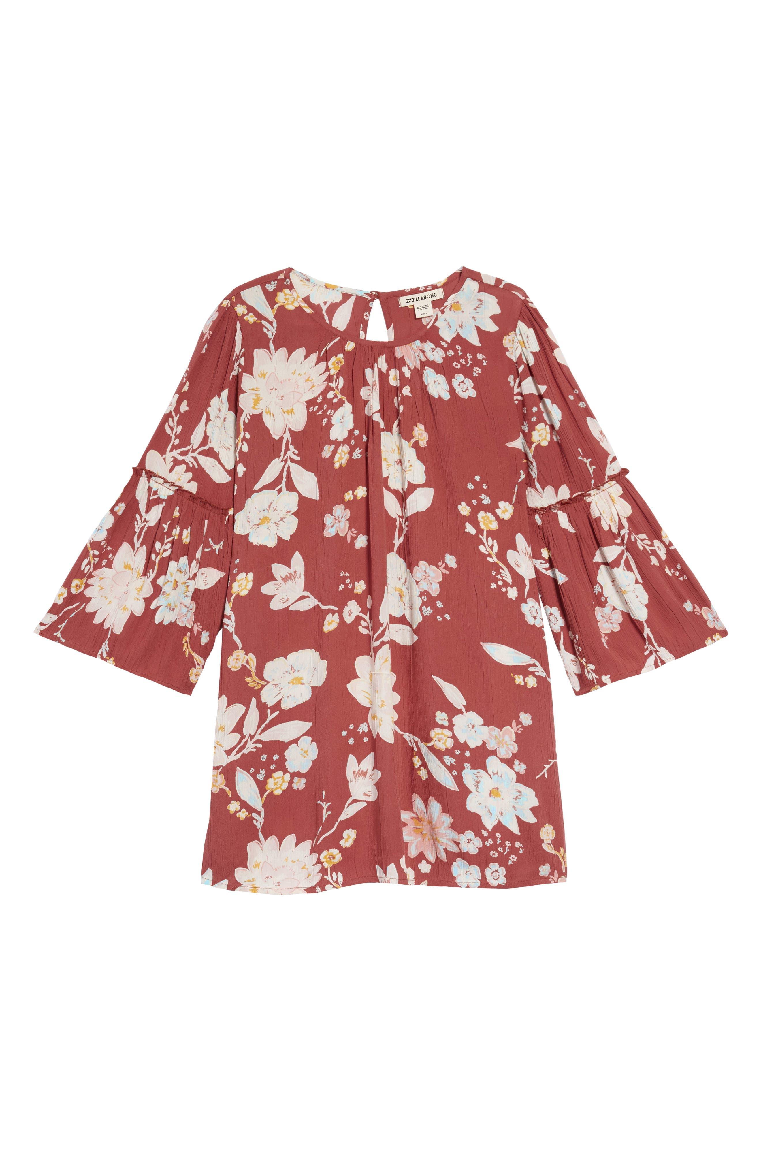 Vacation Mode Dress,                             Main thumbnail 1, color,                             SIENNA