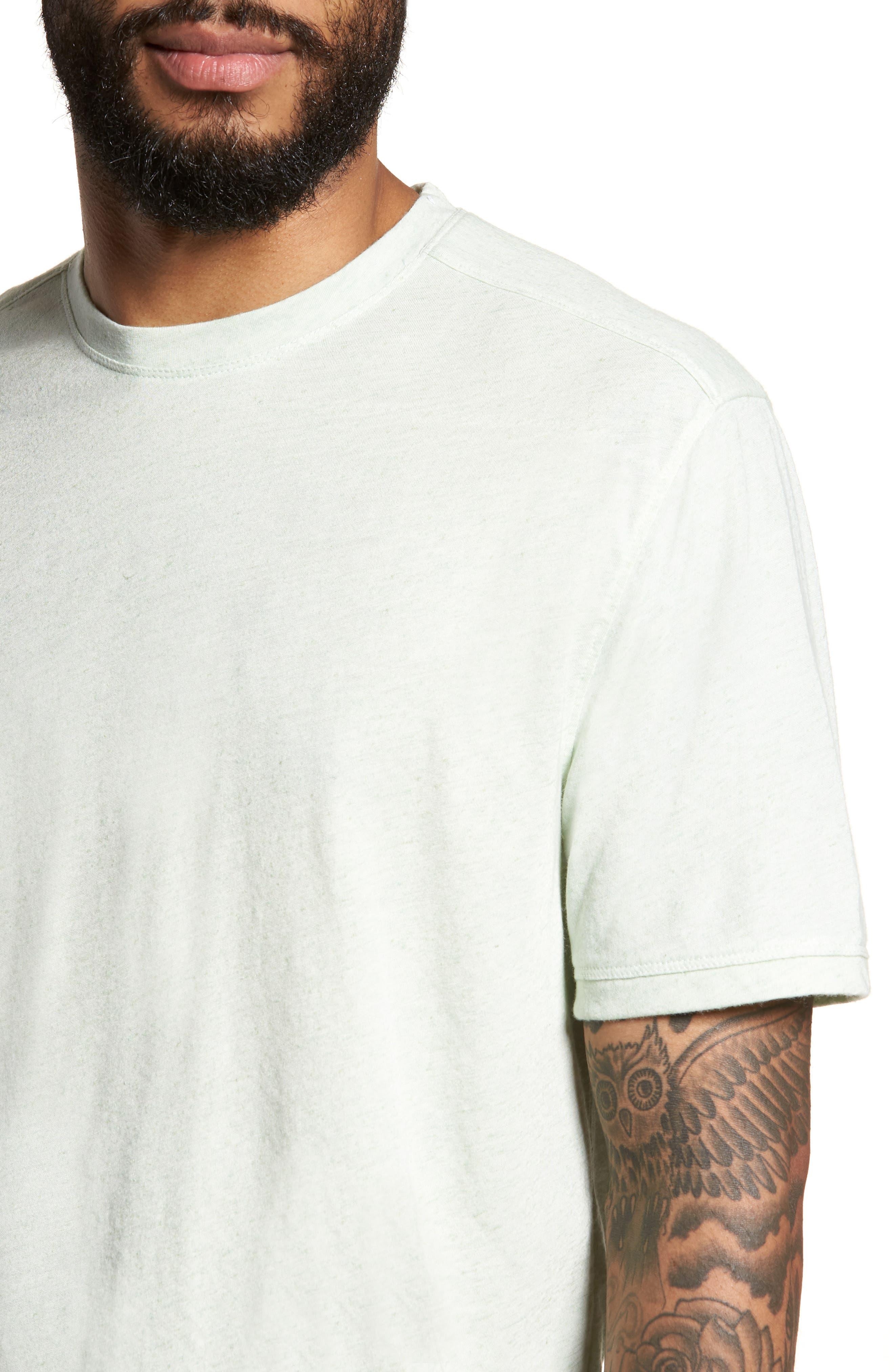 Crewneck T-Shirt,                             Alternate thumbnail 4, color,                             310