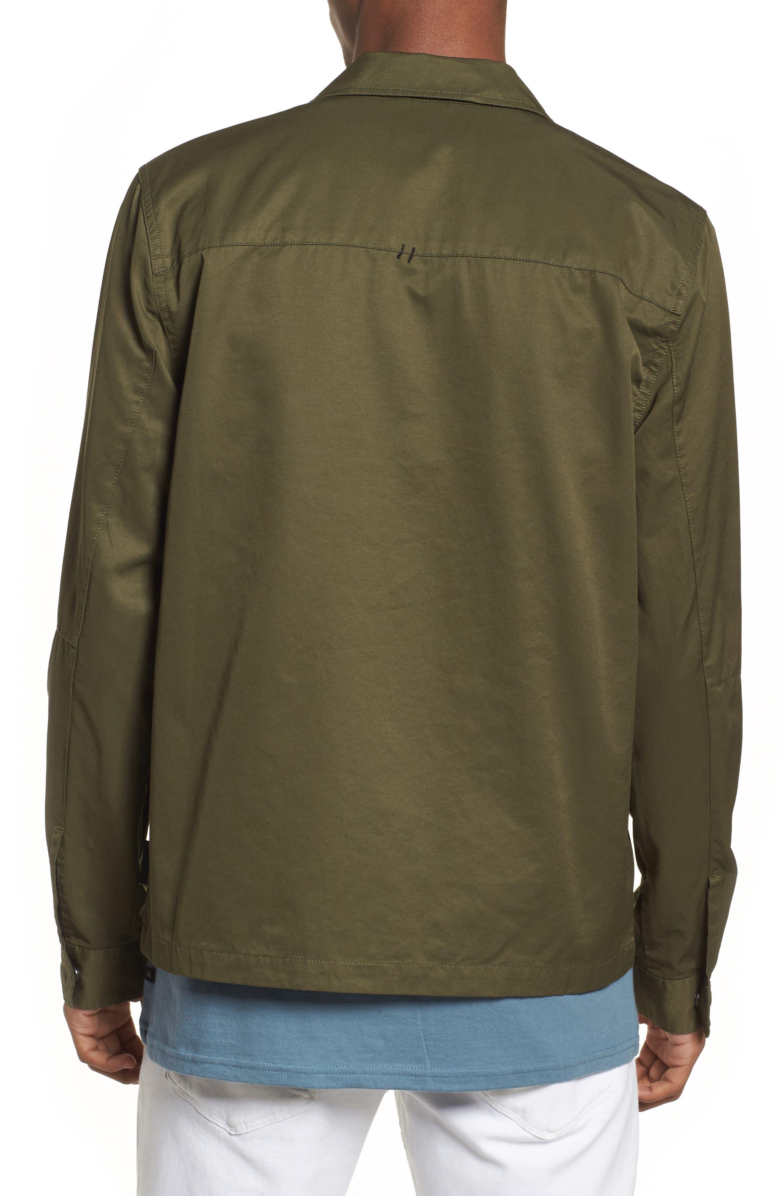Hale Shirt Jacket,                             Alternate thumbnail 4, color,