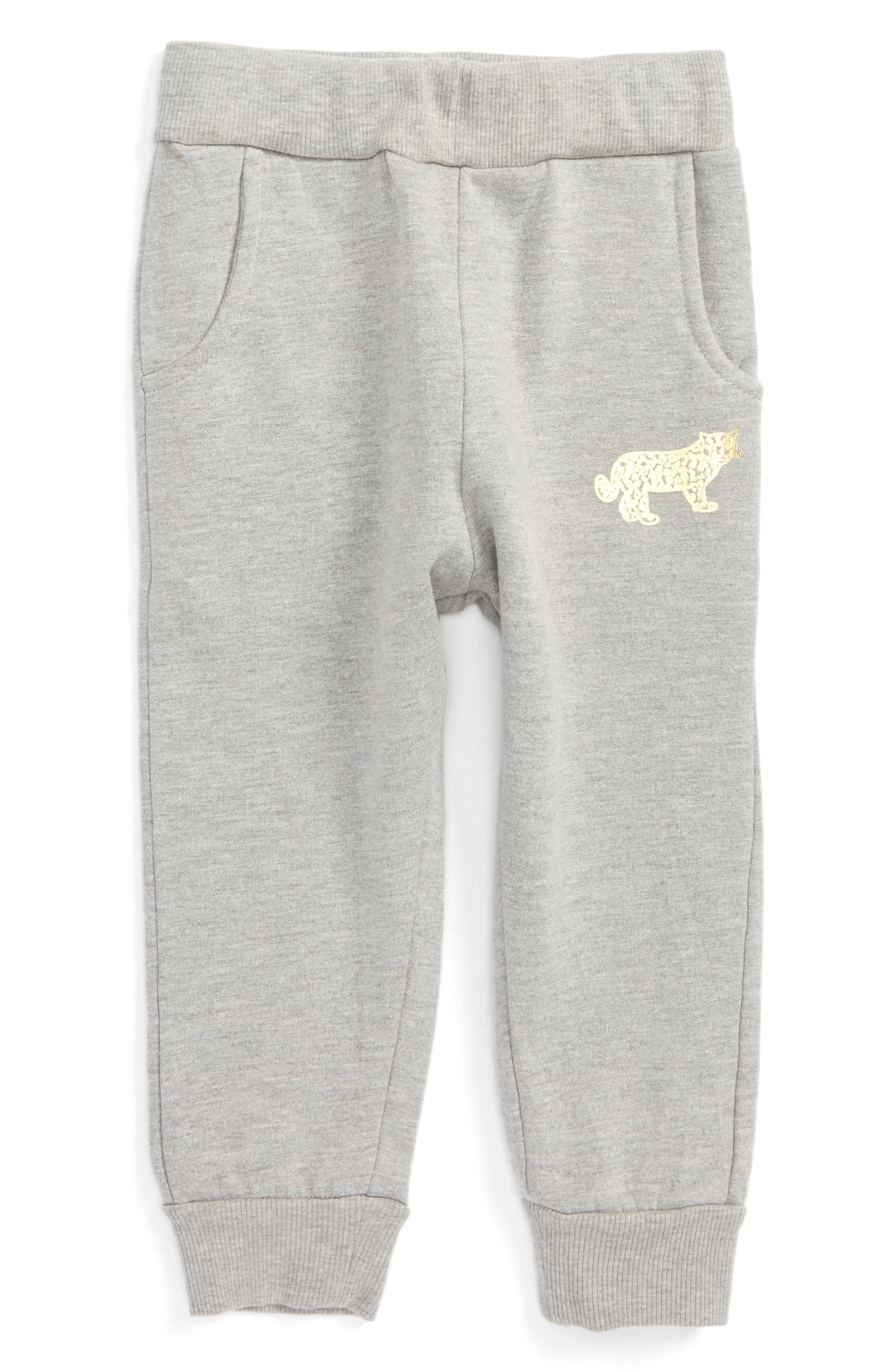 Ryan Organic Cotton Harem Pants,                         Main,                         color, 050
