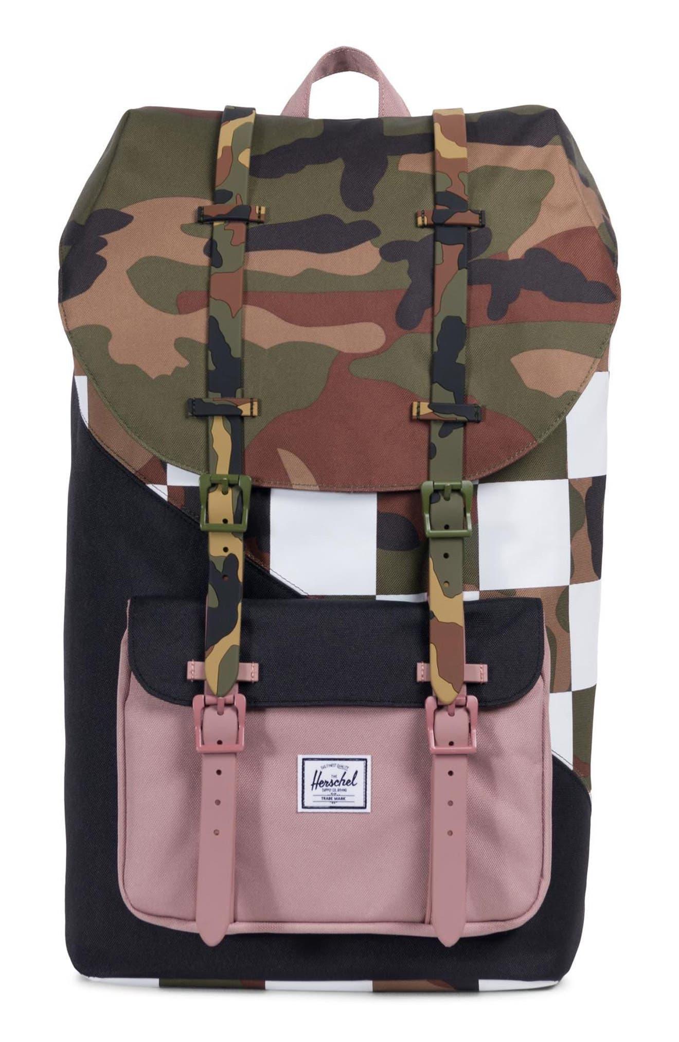 Little America Kaleidoscope Backpack,                         Main,                         color, 001