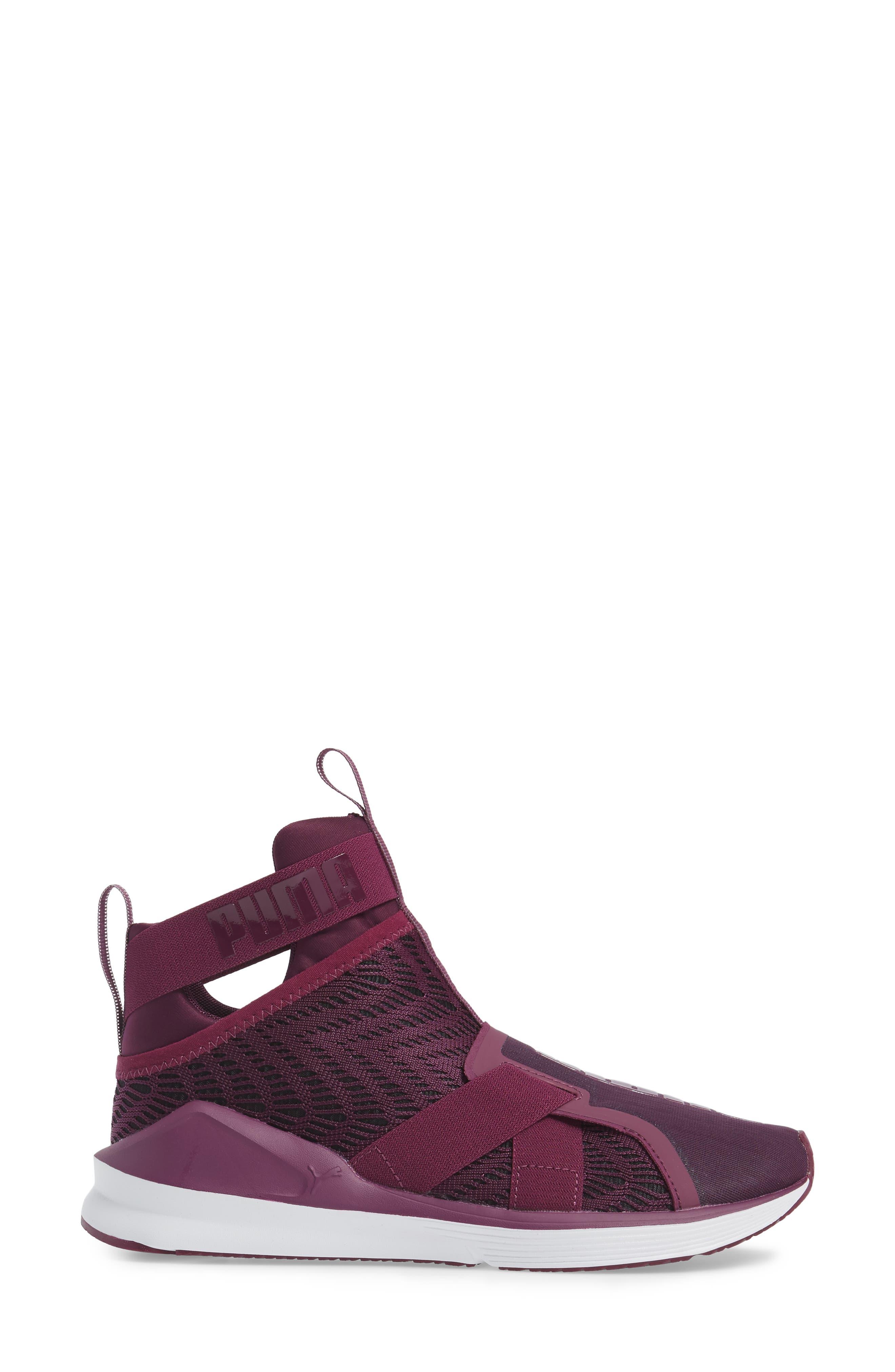 Fierce Strap Training Sneaker,                             Alternate thumbnail 23, color,