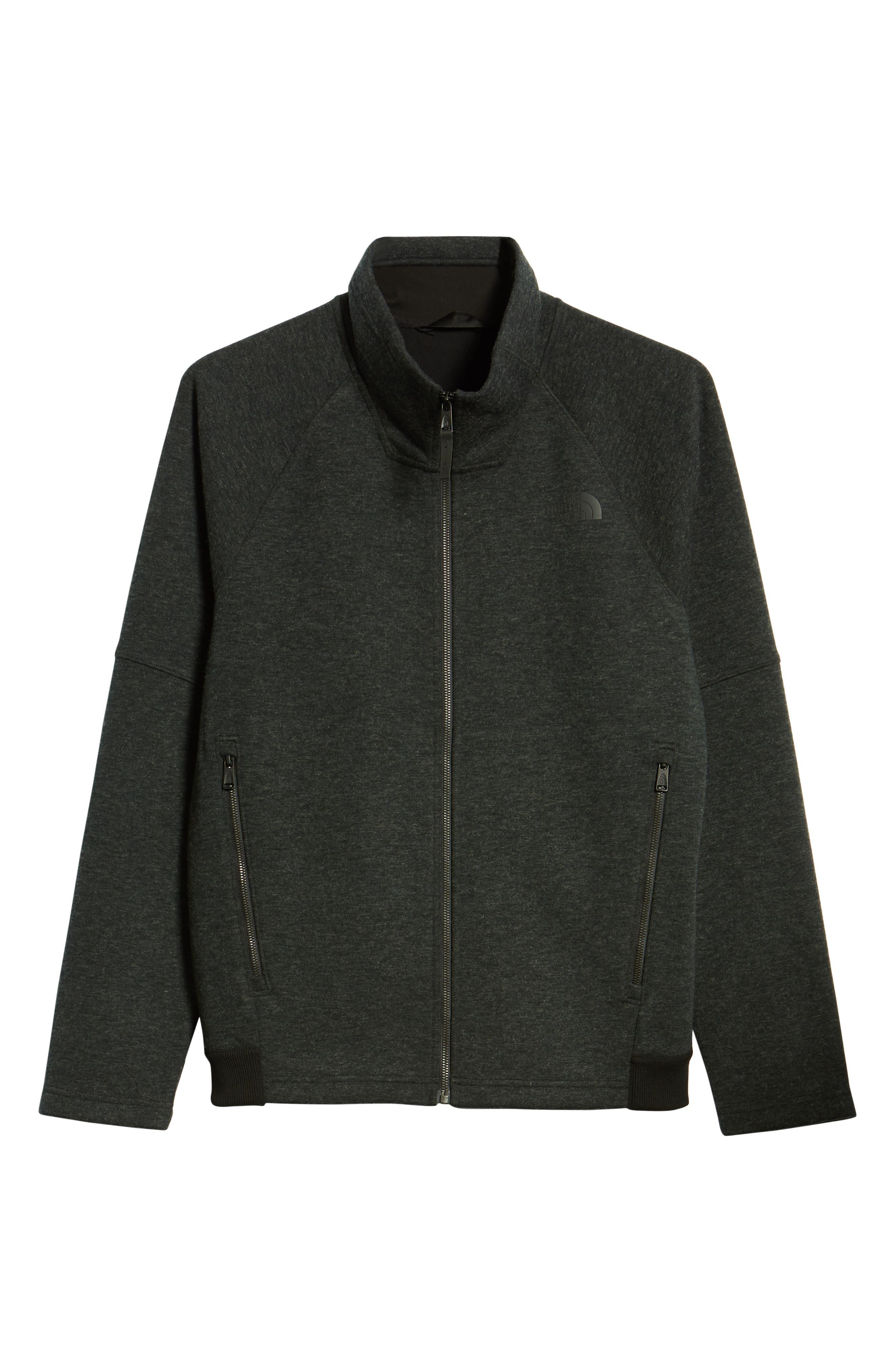 Far Northern Full Zip Jacket,                             Alternate thumbnail 6, color,                             001