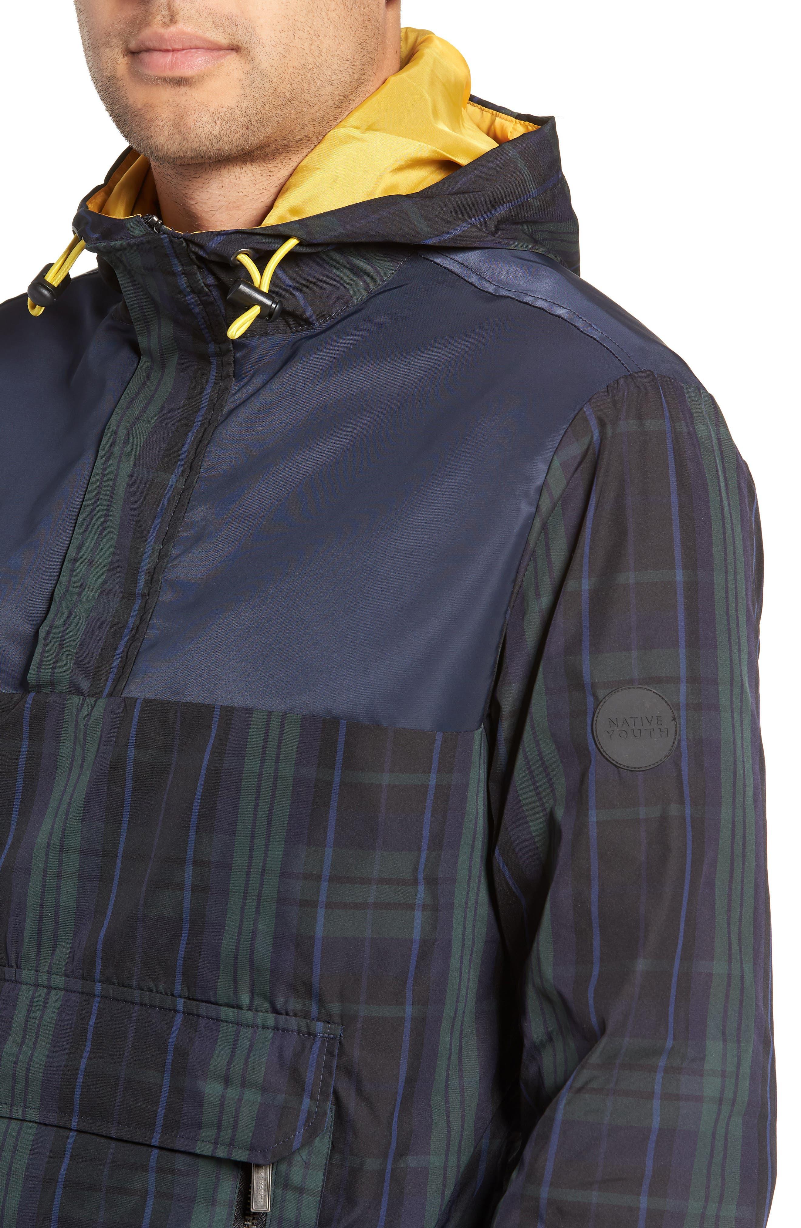 Imperial Anorak Jacket,                             Alternate thumbnail 4, color,                             400
