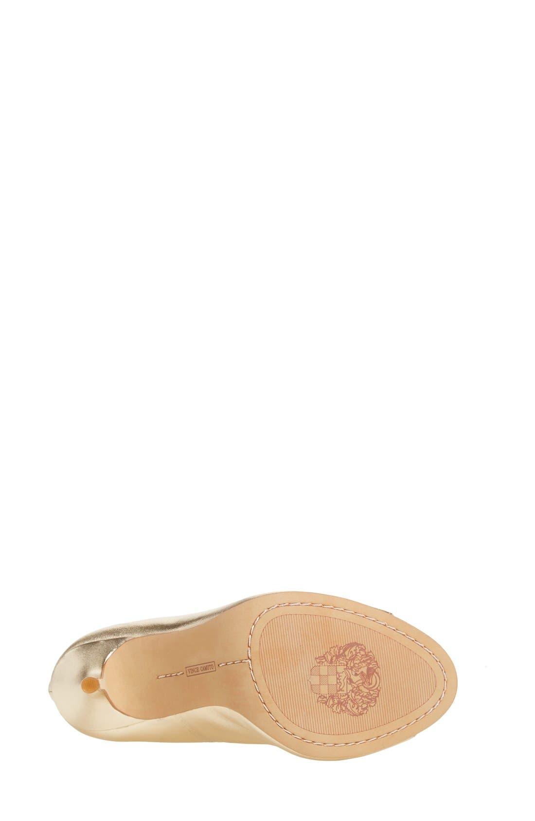 'Sandria' Peep Toe Ghillie Sandal,                             Alternate thumbnail 12, color,