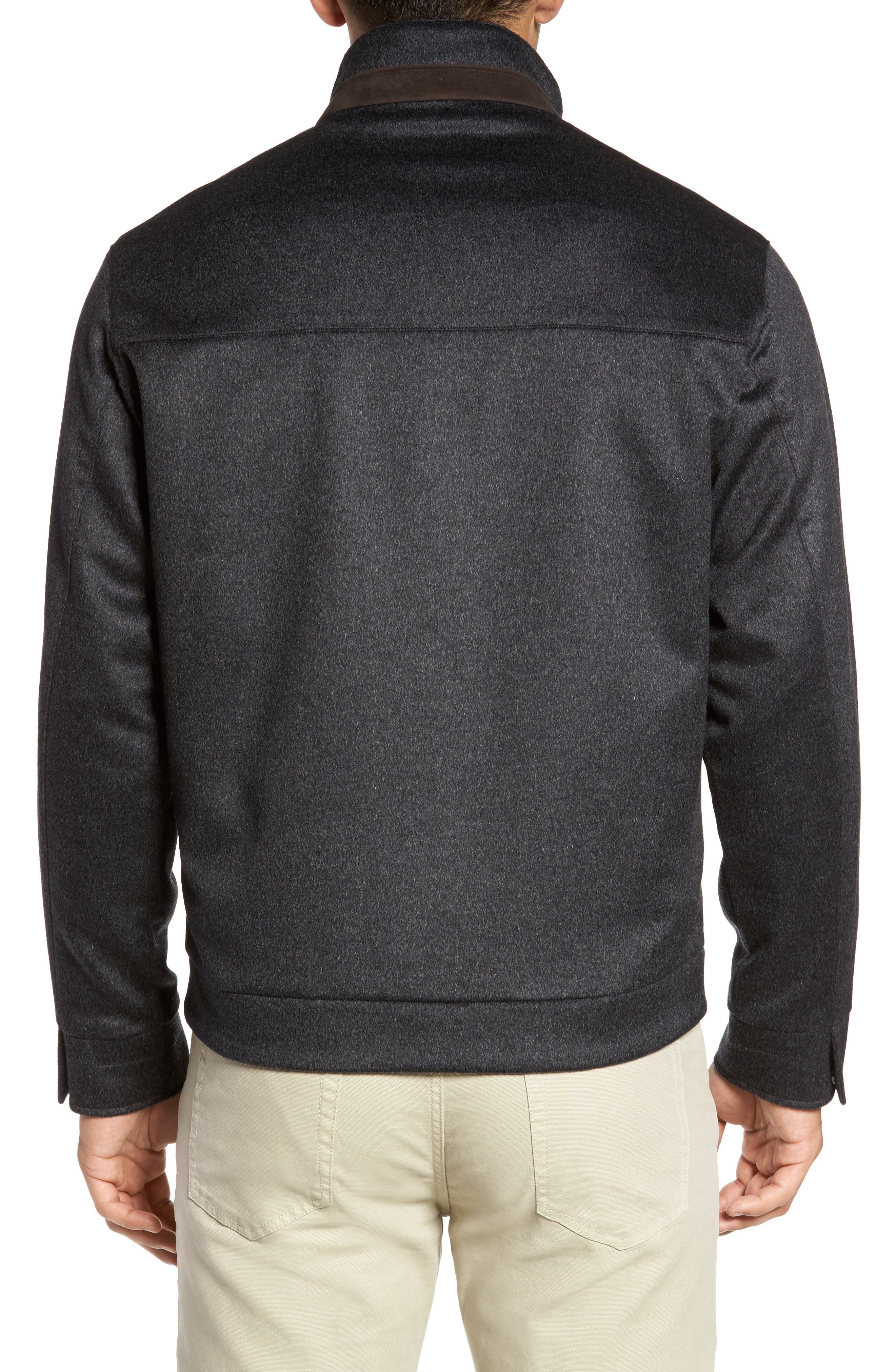 Westport Wool & Cashmere Jacket,                             Alternate thumbnail 5, color,