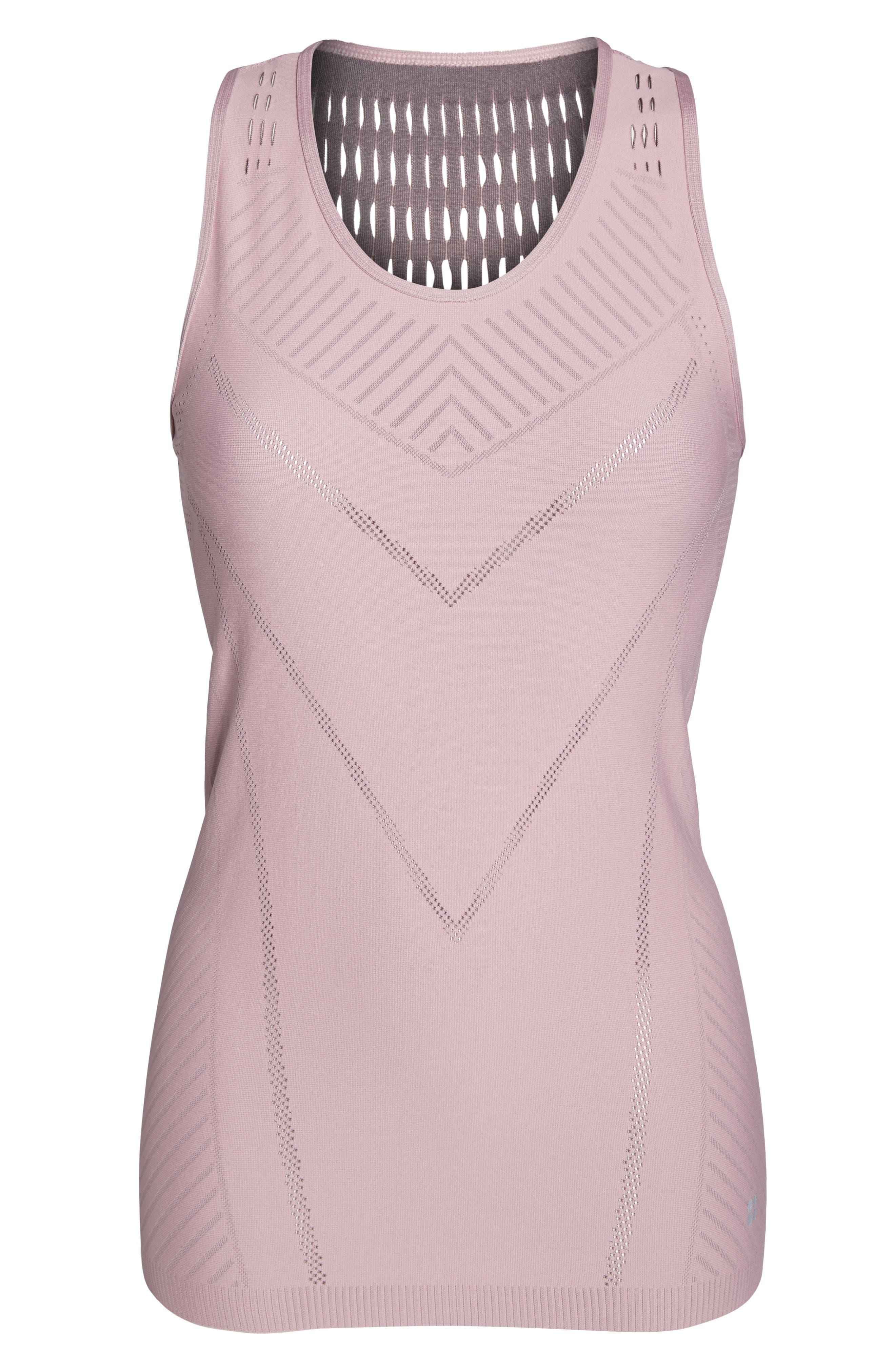 Luxe Yoga Vest,                             Alternate thumbnail 7, color,                             650