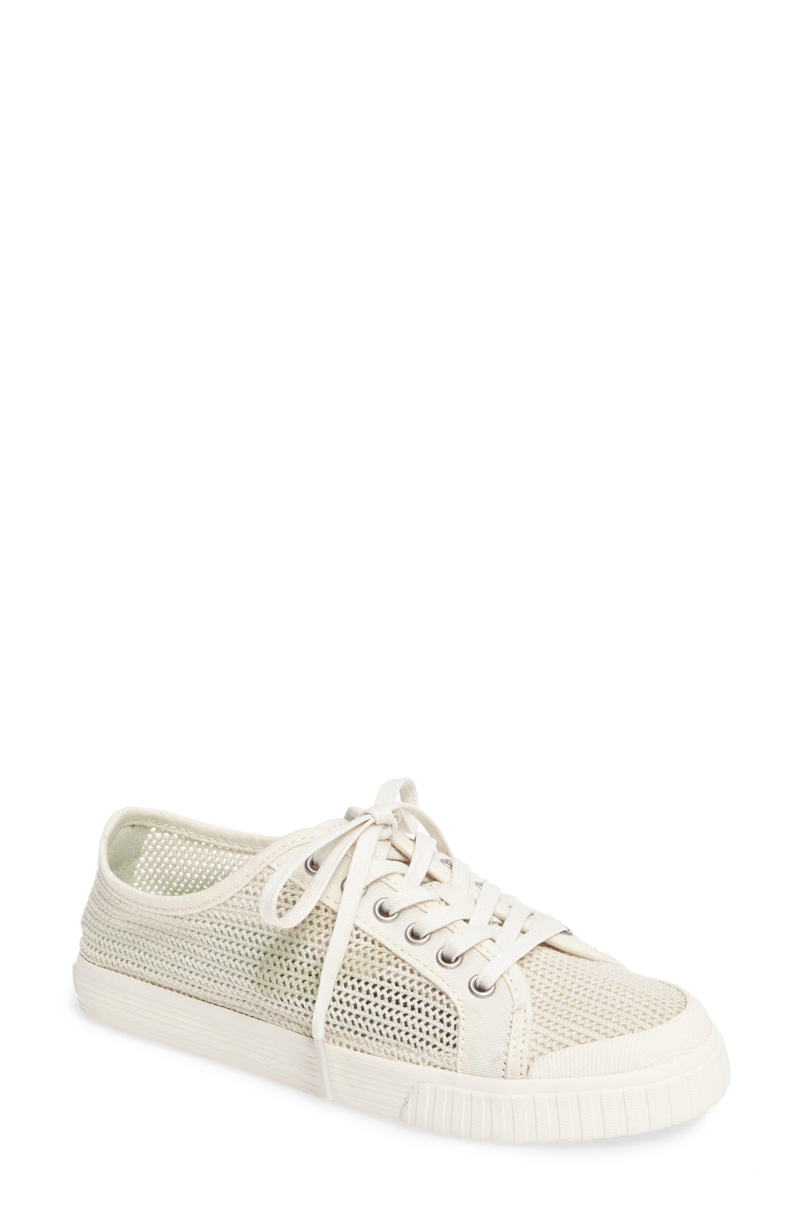 'Tournament Net' Sneaker,                         Main,                         color, WHITE