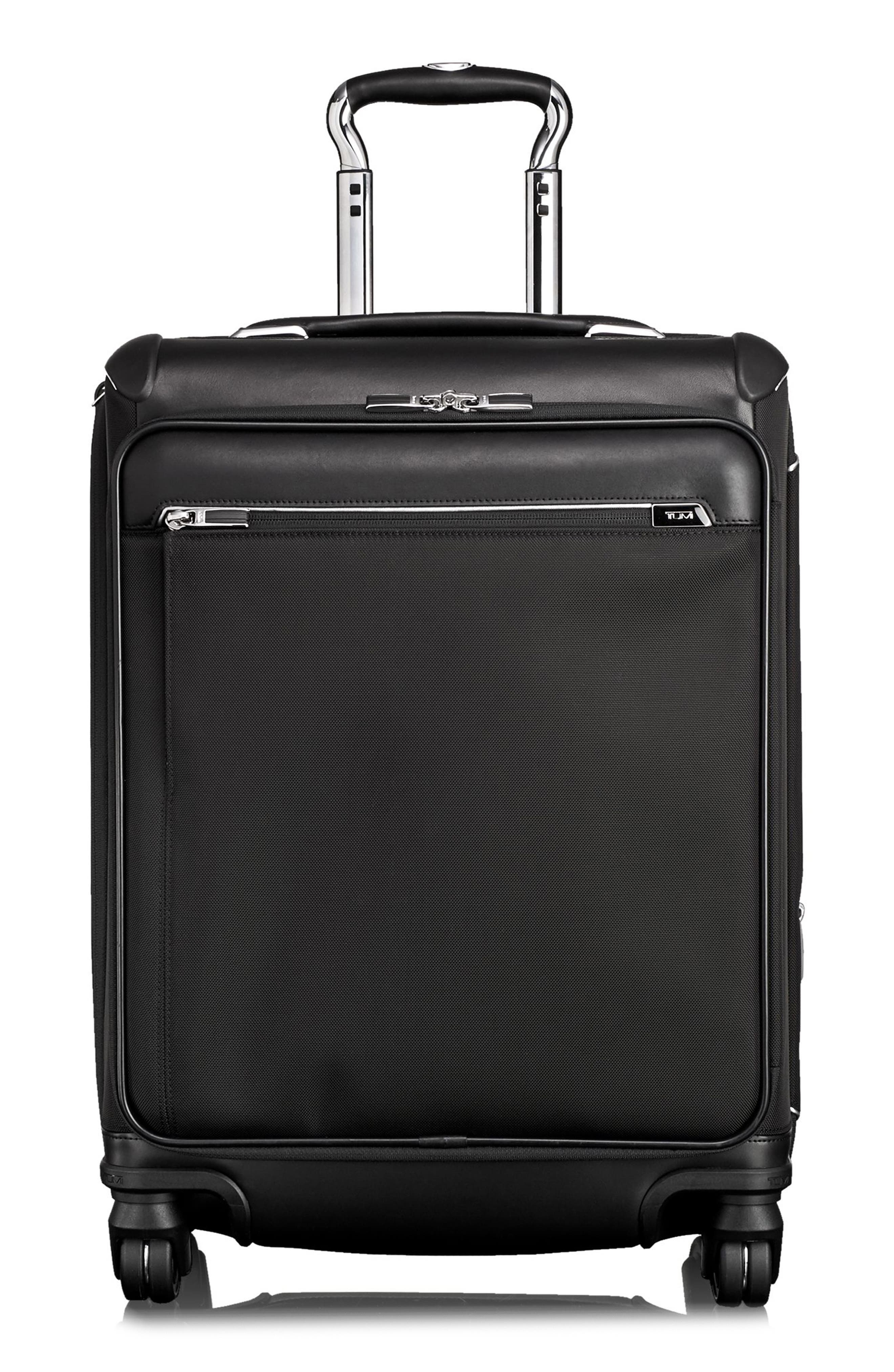 Aberdeen 22-Inch Continental Expandable Carry-On,                             Main thumbnail 1, color,                             001