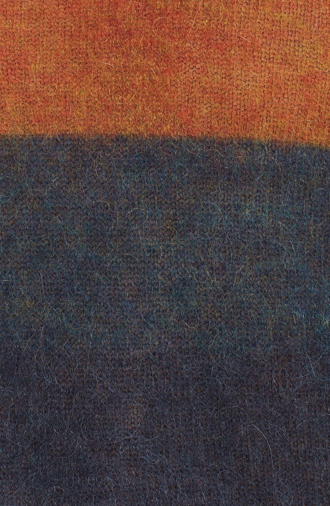 Stripe Alpaca Blend Sweater,                             Alternate thumbnail 10, color,