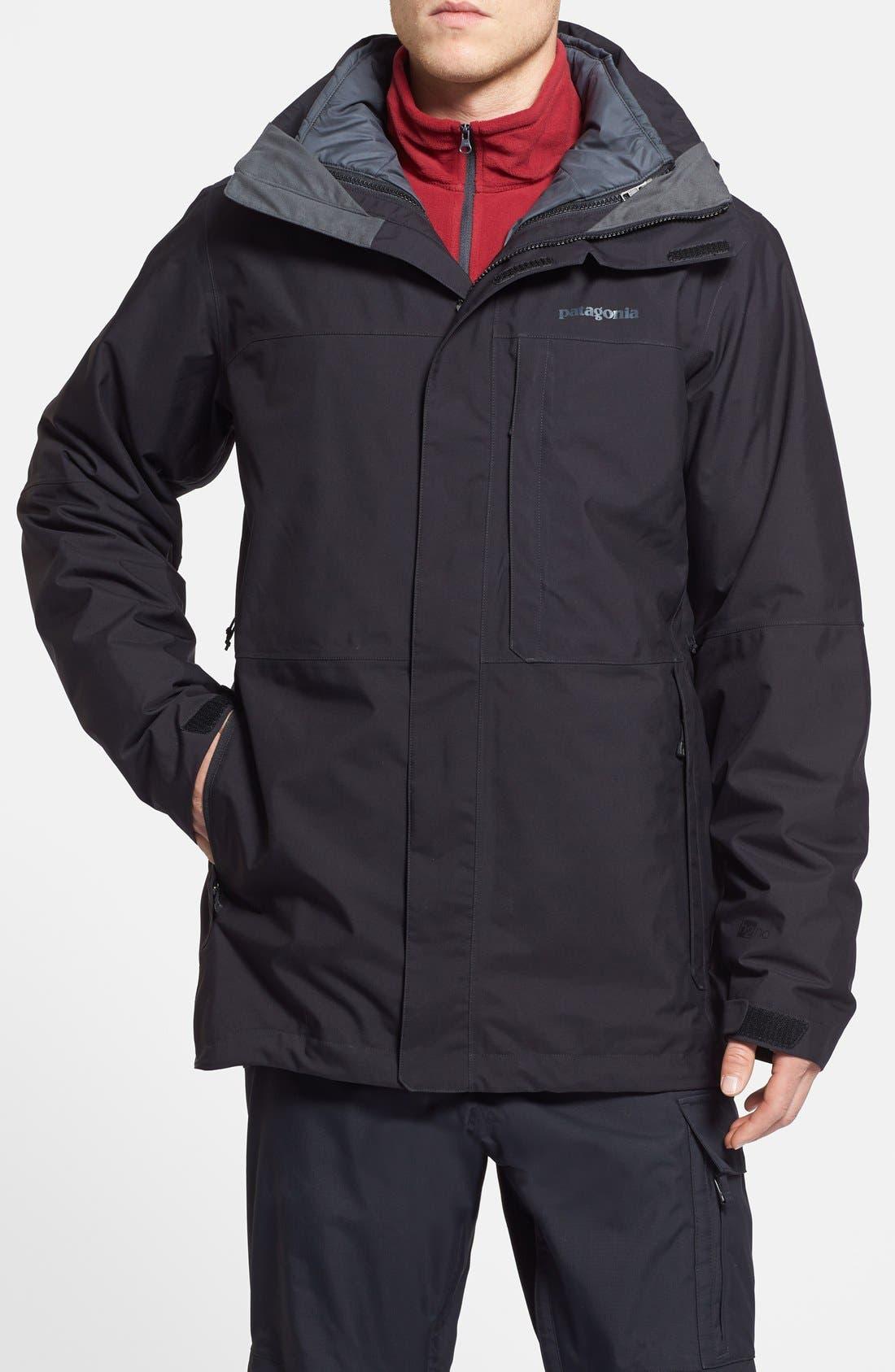 3-in-1 Snowshot Jacket,                             Main thumbnail 1, color,                             001
