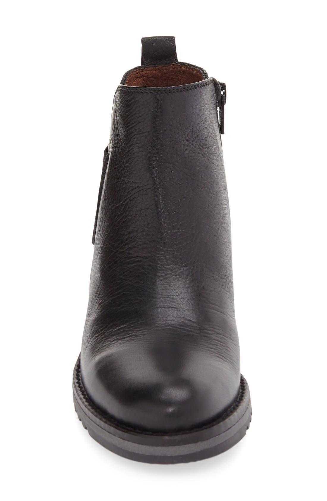 'Lourdes' Chelsea Boot,                             Alternate thumbnail 2, color,                             001