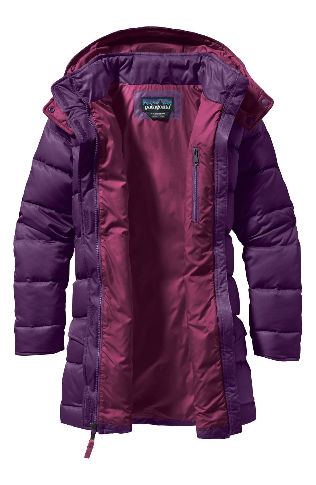 'Down For Fun' Water Repellent Coat,                             Alternate thumbnail 13, color,