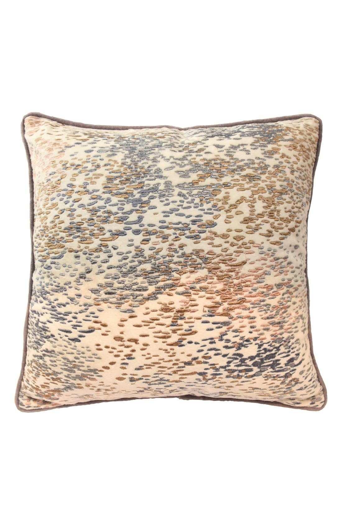 'Culturas' Pillow,                         Main,                         color, 060