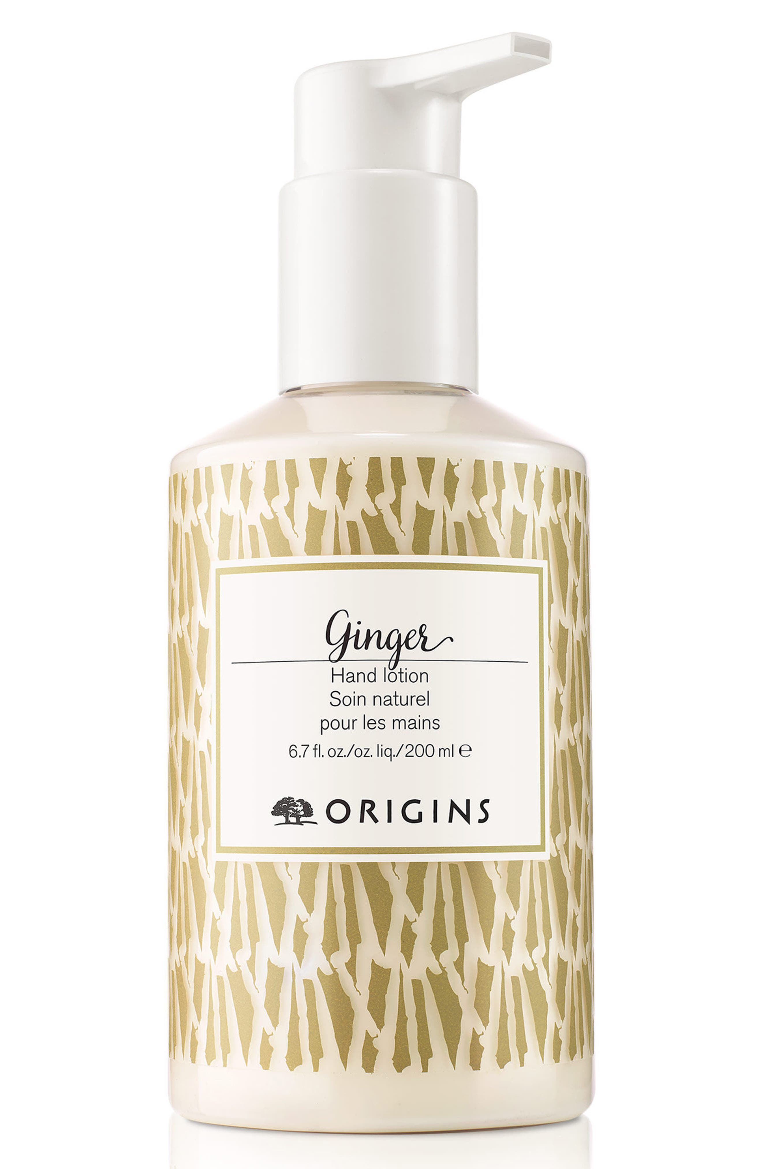 Ginger Hand Lotion,                         Main,                         color, 000