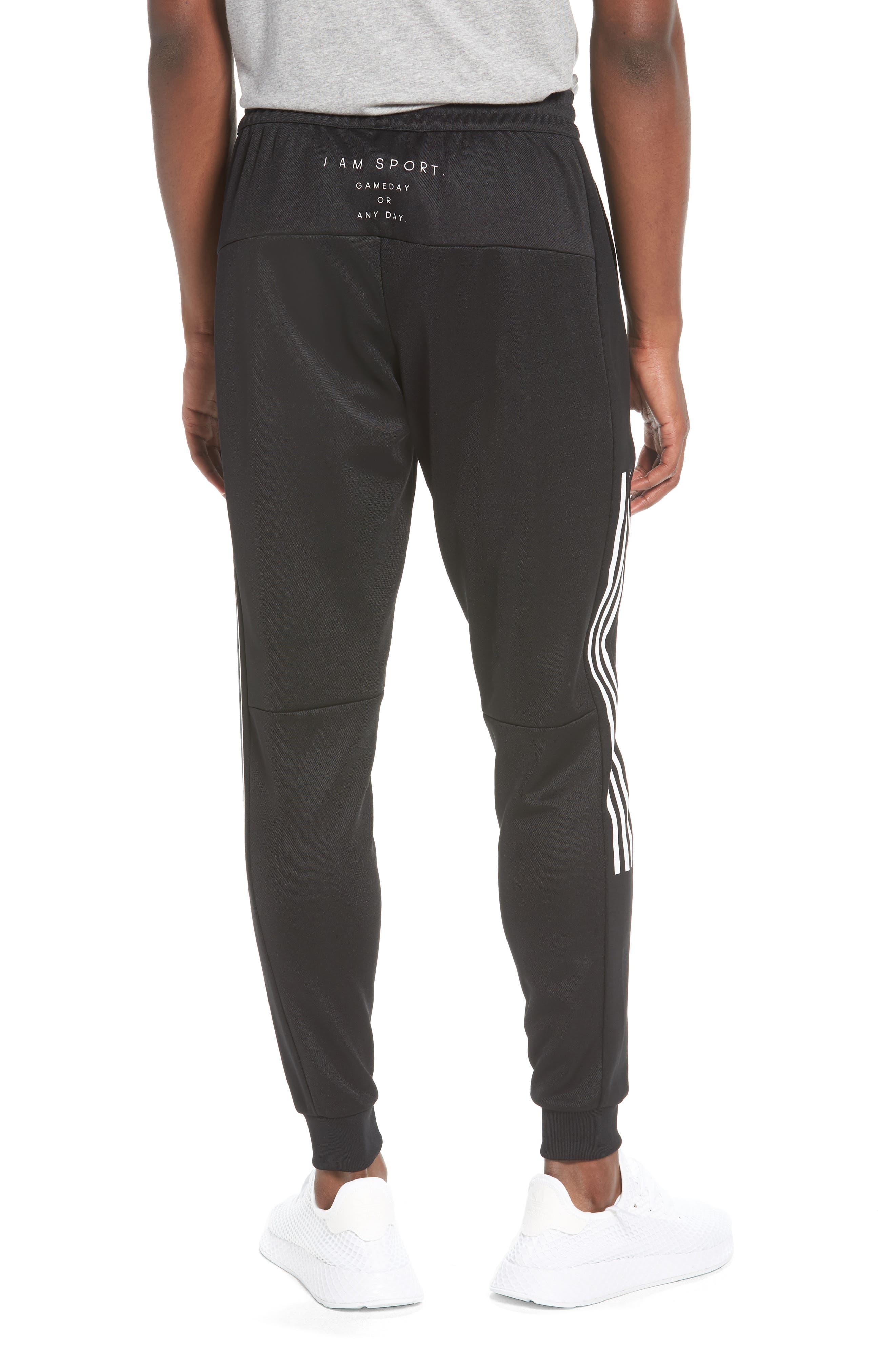 Casual Regular Fit Sweatpants,                             Alternate thumbnail 2, color,                             001