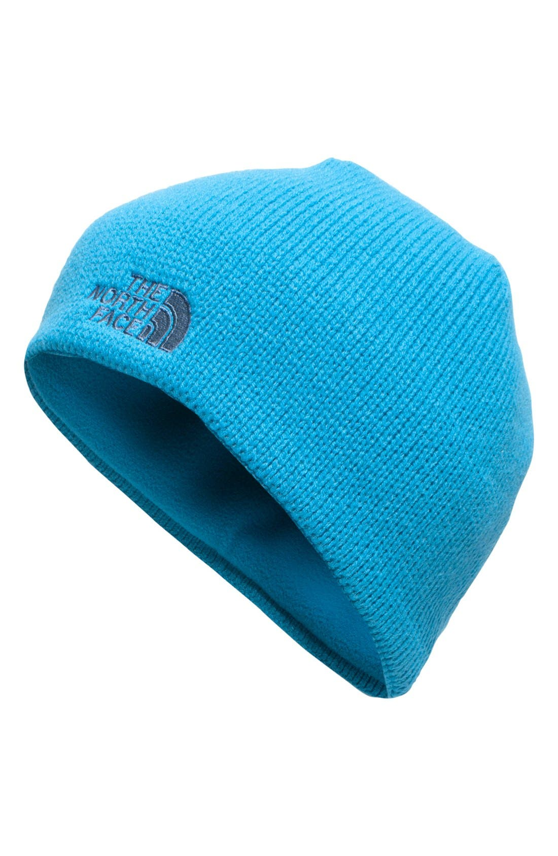 'Bones' Microfleece Beanie,                             Main thumbnail 11, color,