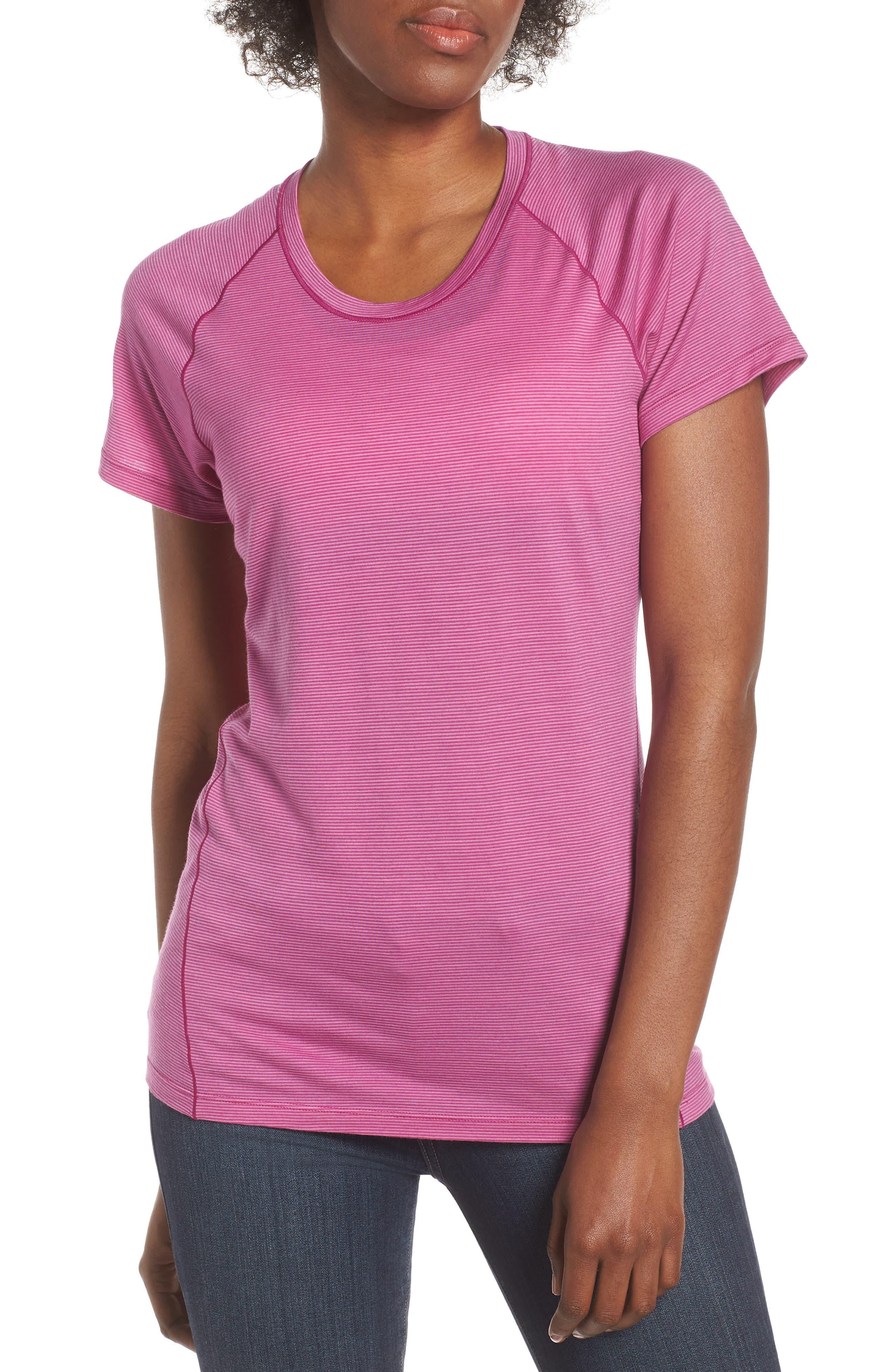 Smartwool Merino 150 Base Layer, Pink
