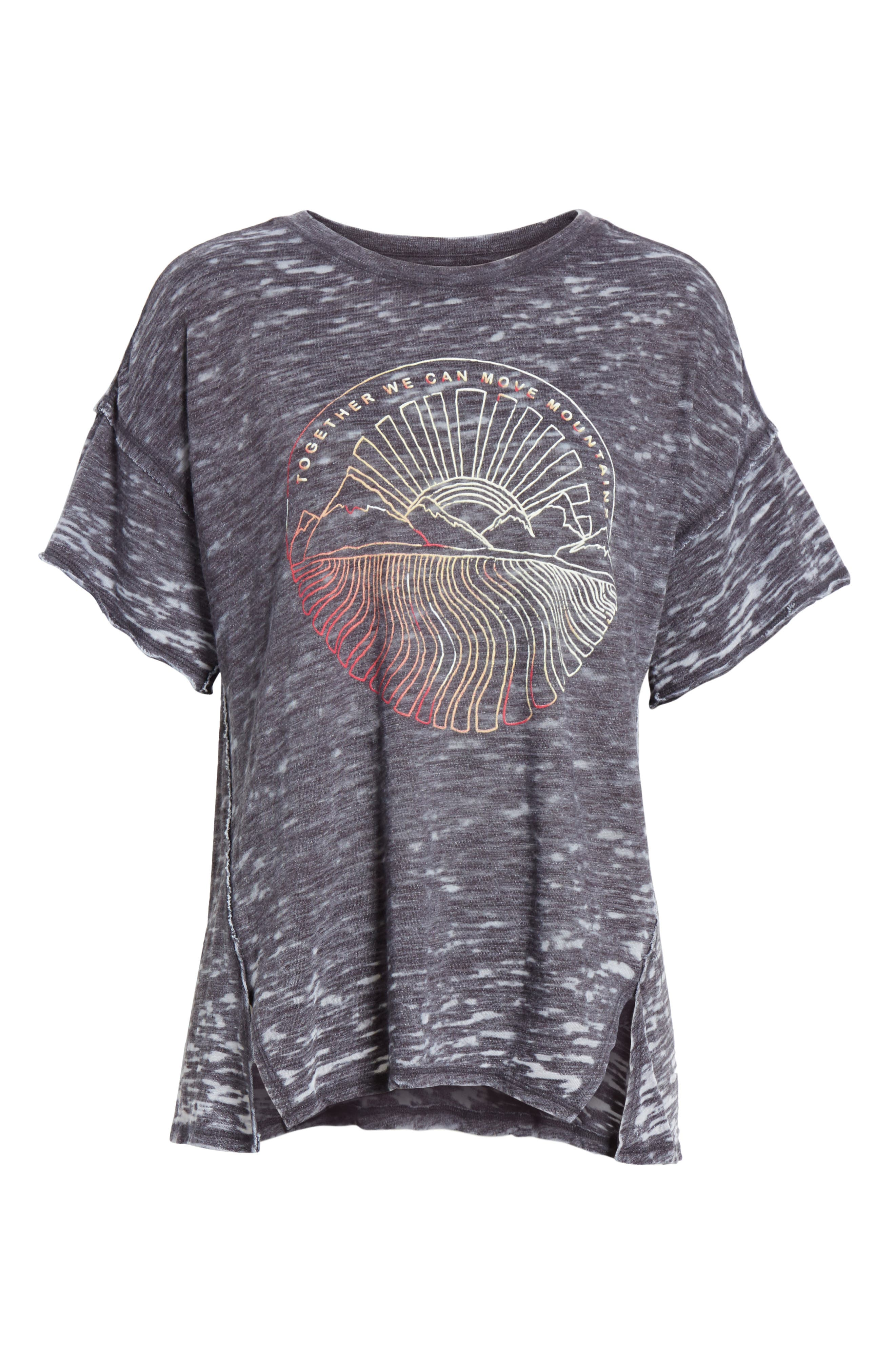 Graphic Tee,                             Alternate thumbnail 6, color,                             001