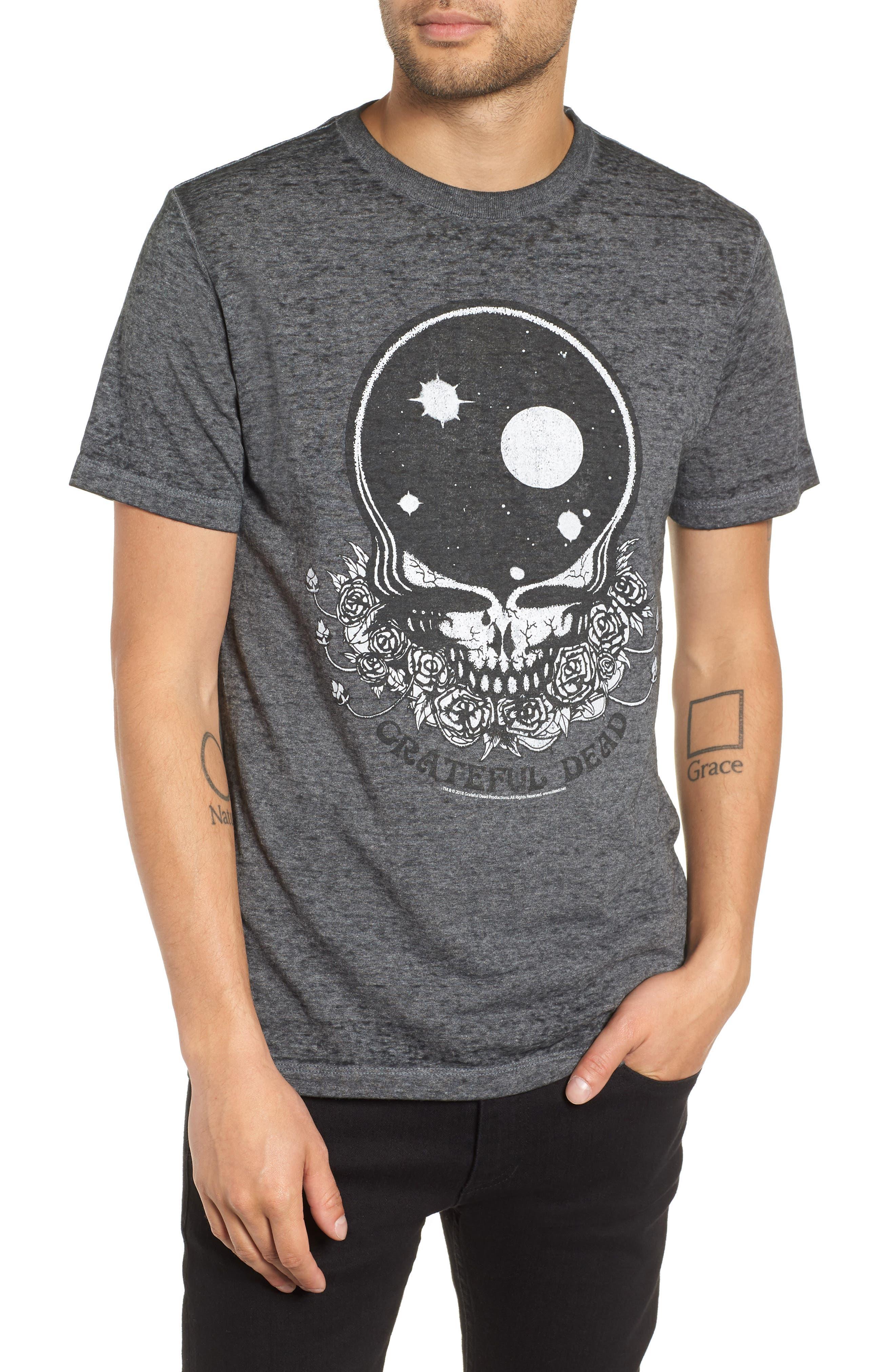 Grateful Dead Graphic T-Shirt,                             Main thumbnail 1, color,                             030