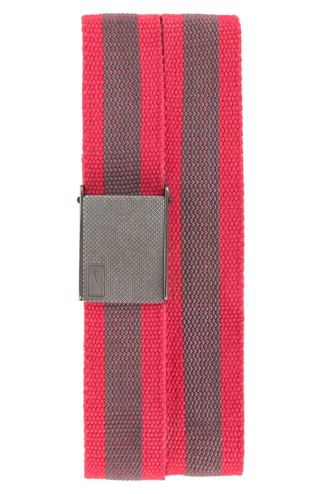 Reversible Web Belt,                             Alternate thumbnail 8, color,