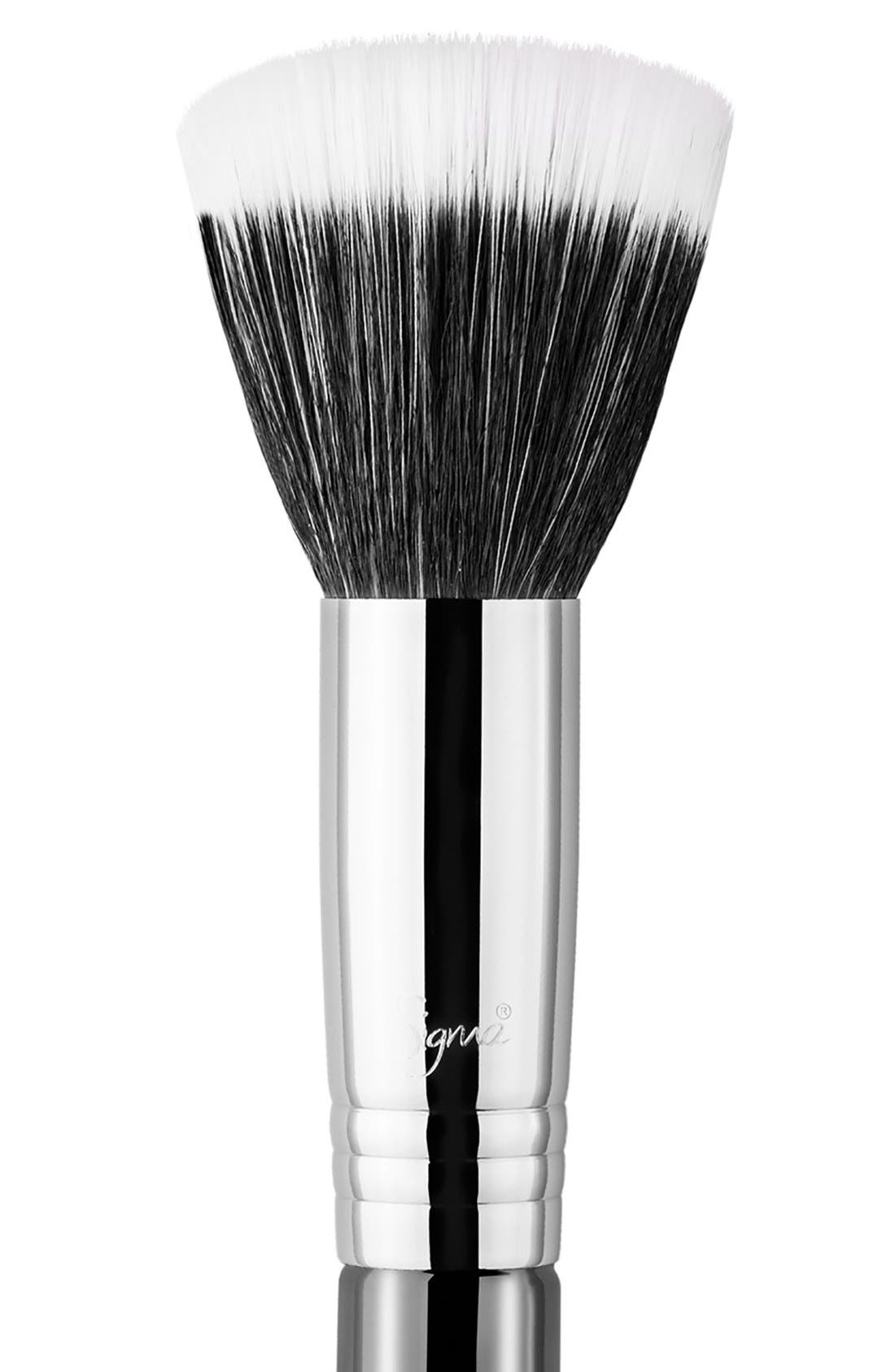 SIGMA BEAUTY,                             F50 Duo Fibre Brush,                             Alternate thumbnail 2, color,                             NO COLOR