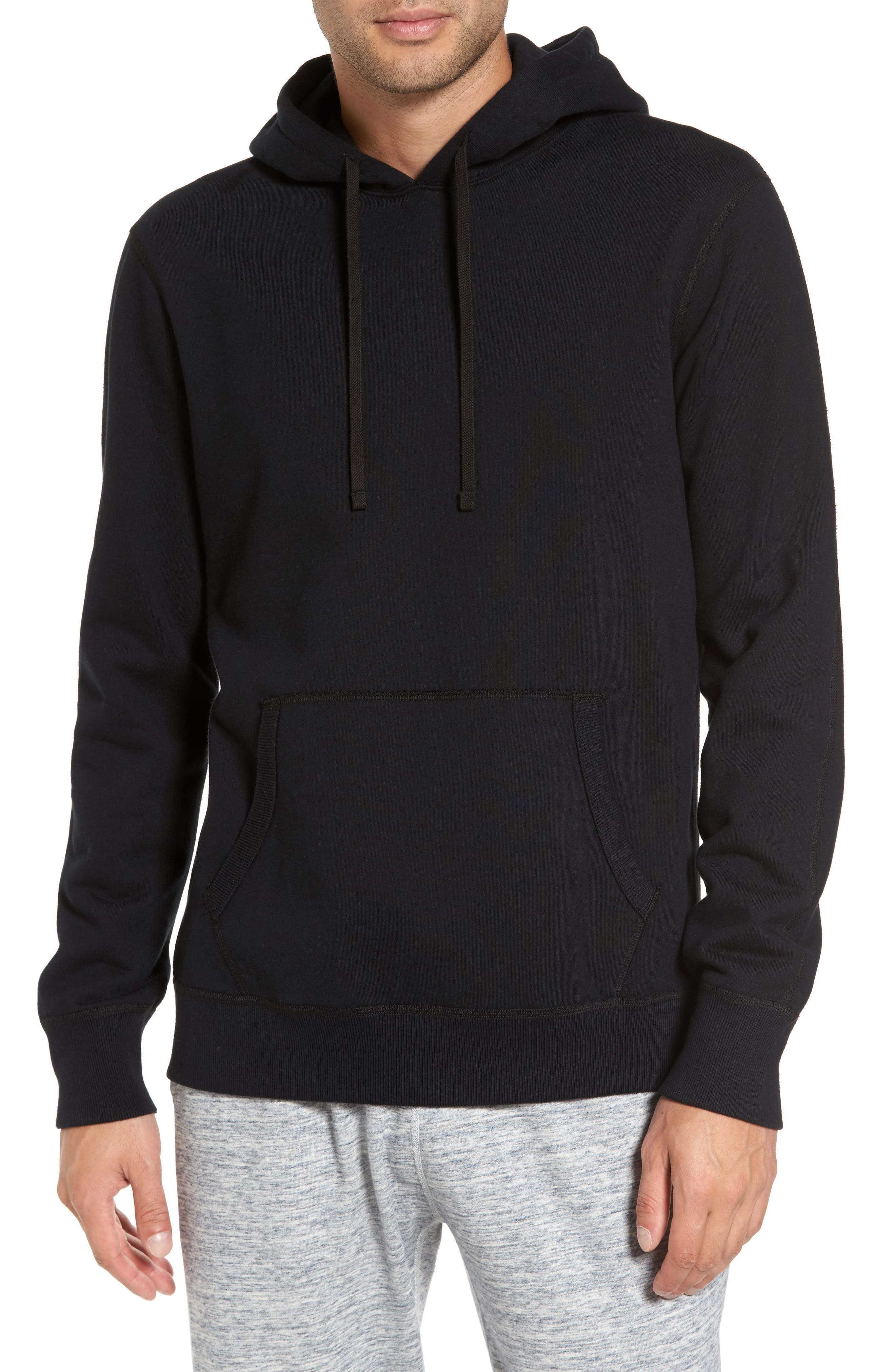 REIGNING CHAMP,                             French Terry Hoodie,                             Main thumbnail 1, color,                             001