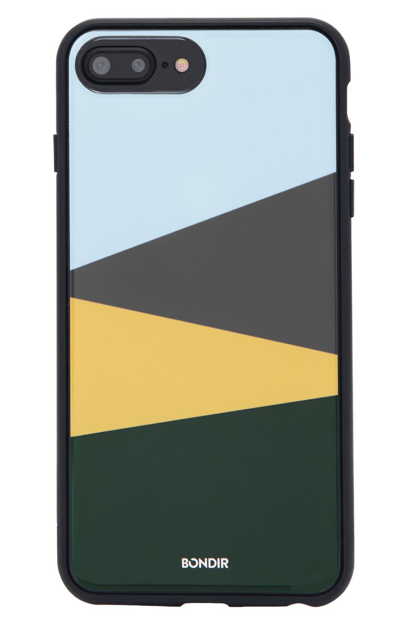 Colorblock iPhone 6/6s/7/8 & 6/6s/7/8 Plus Case,                         Main,                         color, 400