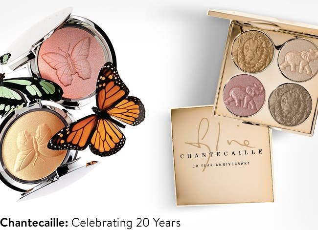 Chantecaille 20th anniversary.