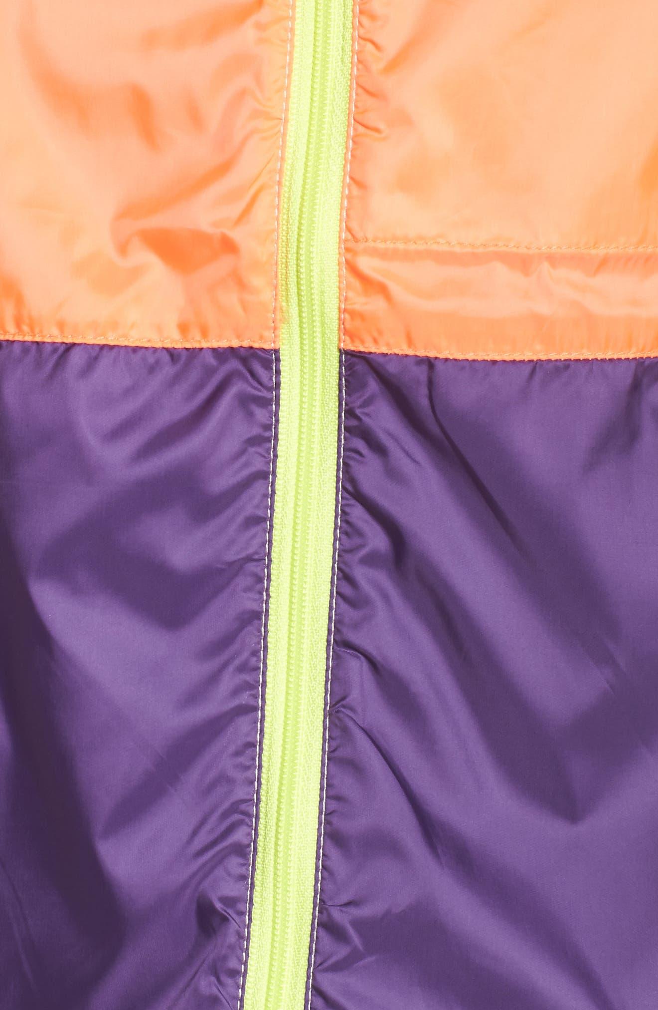 Teca Packable Water Resistant Windbreaker Jacket,                             Alternate thumbnail 32, color,